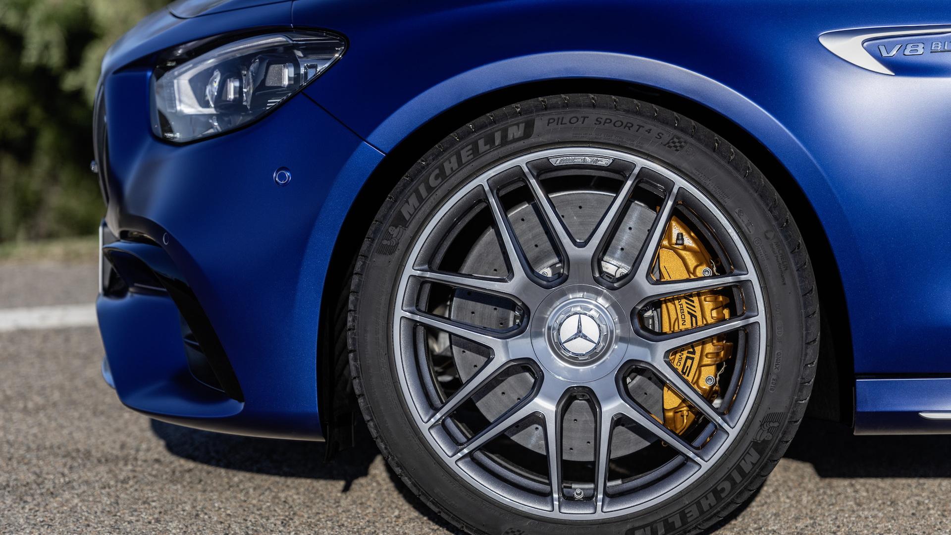 2021 Mercedes-Benz AMG E63 S wagon
