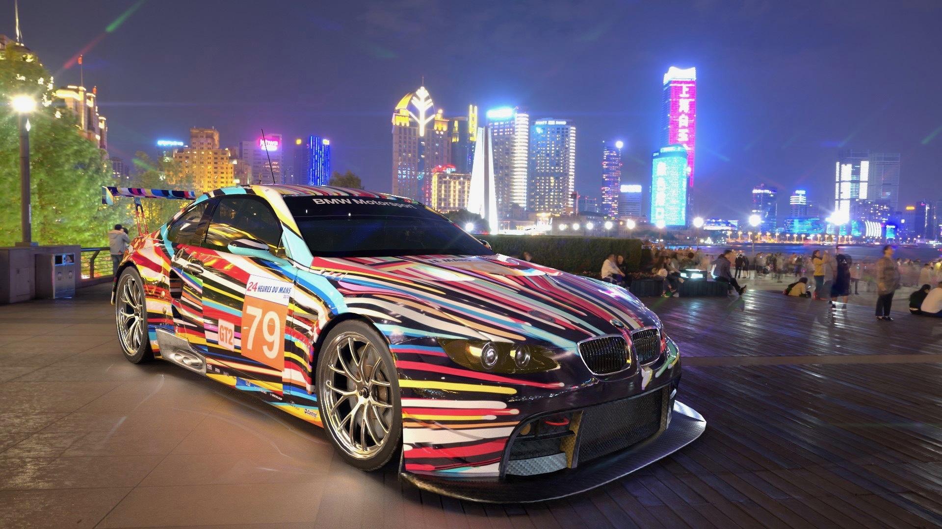 BMW Art Cars on Acute Art app