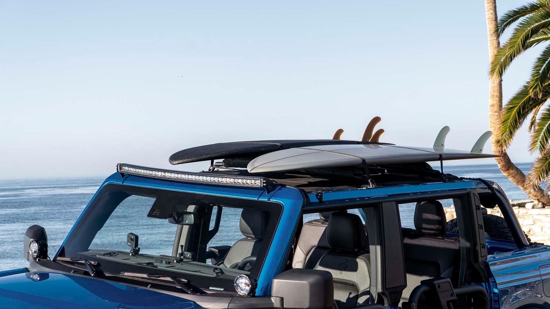 Ford Bronco Riptide concept