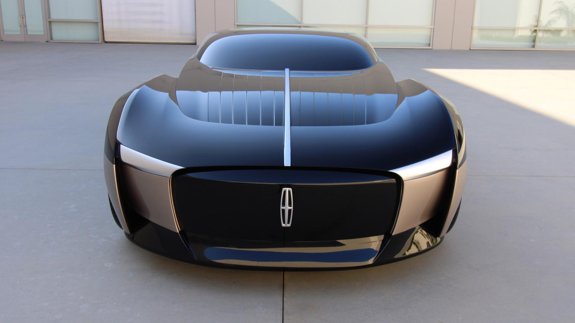 Lincoln Anniversary concept - ArtCenter Design Project