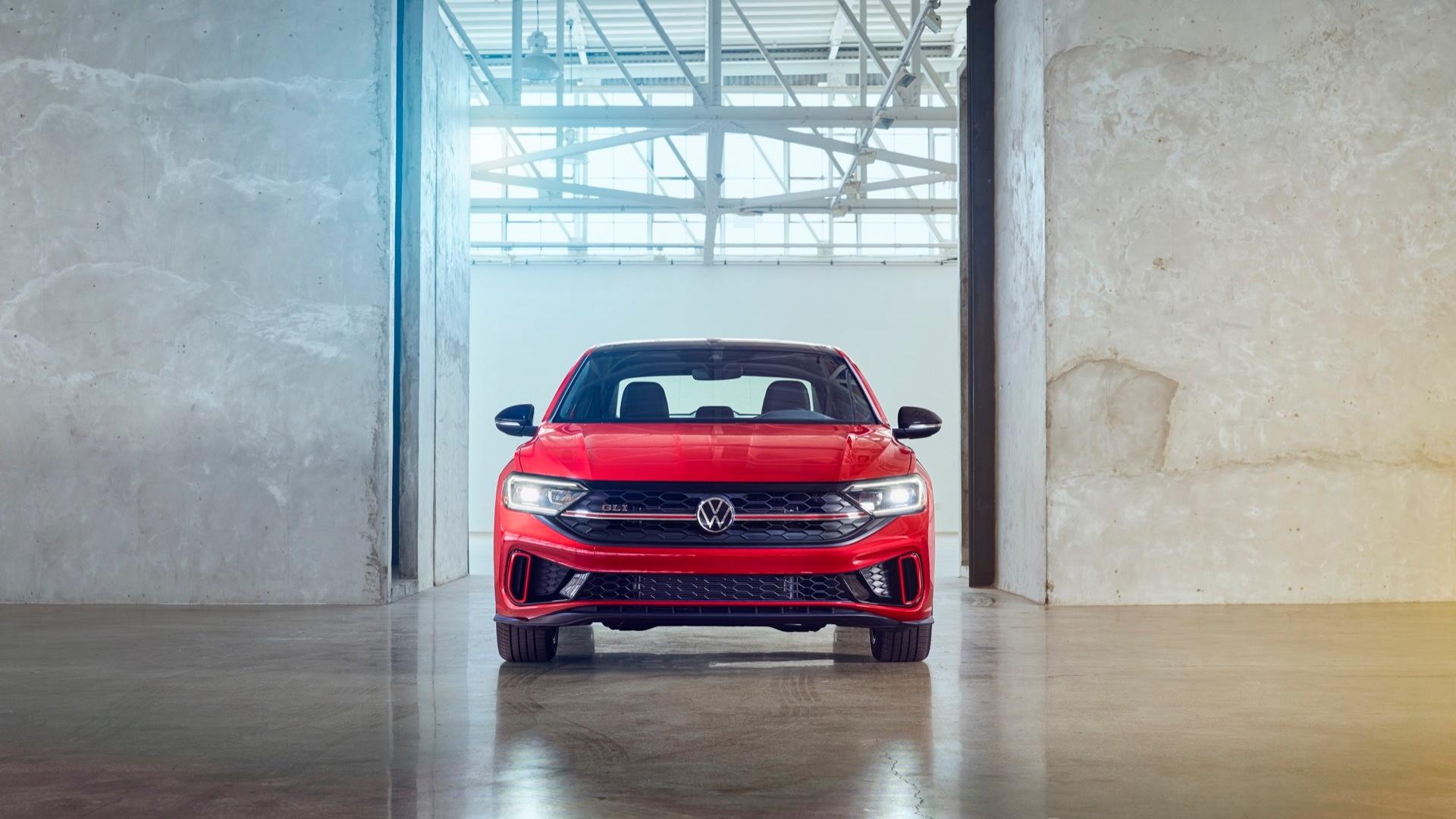 2022 Volkswagen Jetta GLI