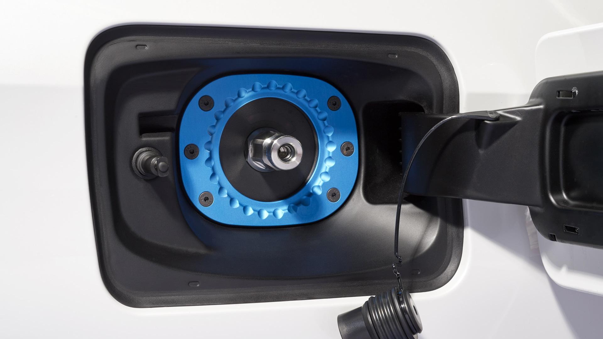 BMW iX5 Hydrogen prototype