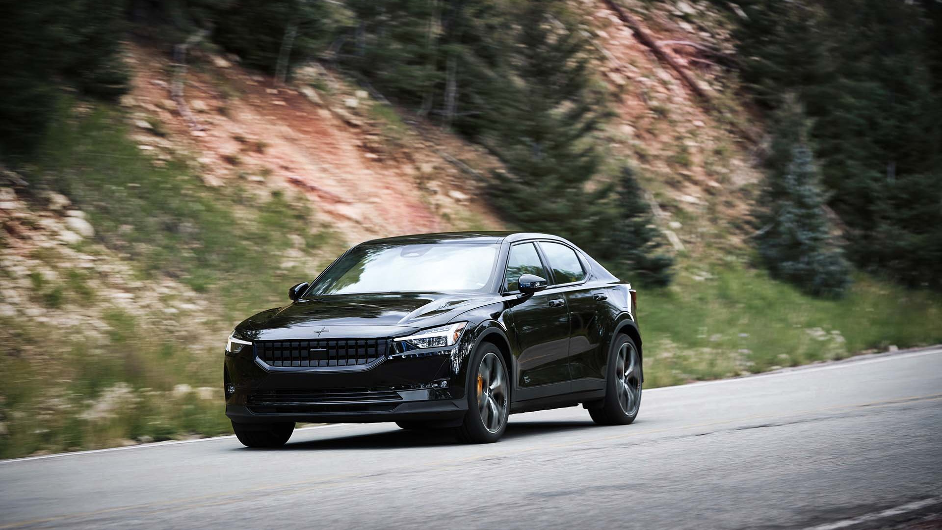 2022 Polestar 2 dual-motor with Performance Package
