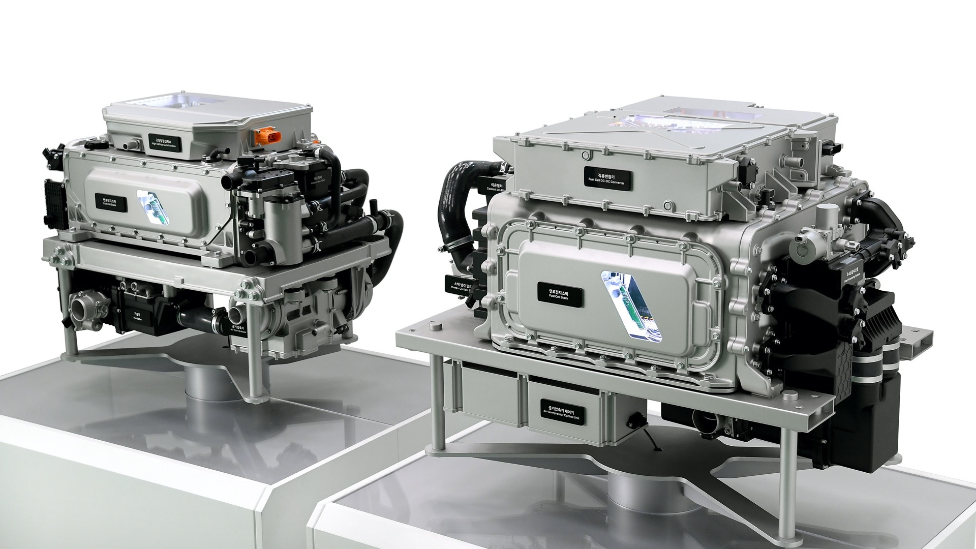 Hyundai next-generation fuel-cell systems due in 2023