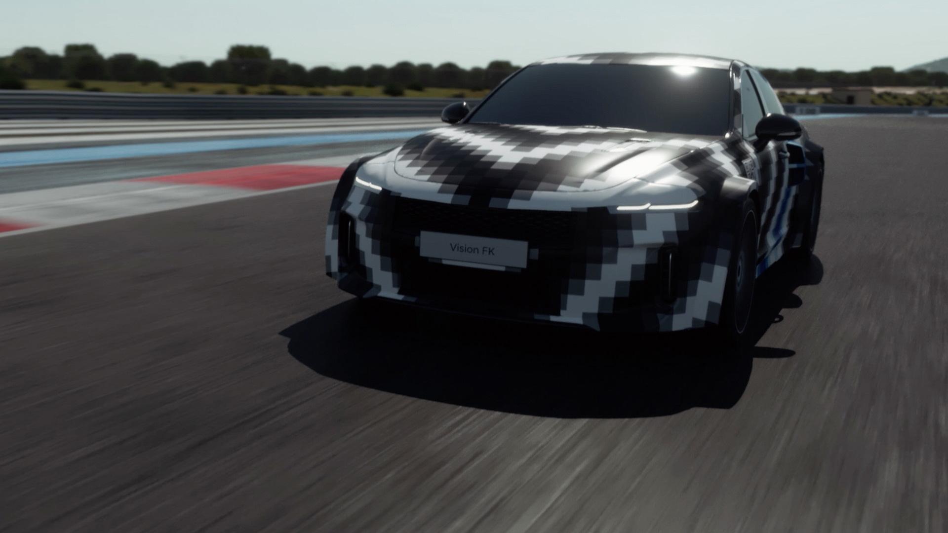 Hyundai Vision FK concept