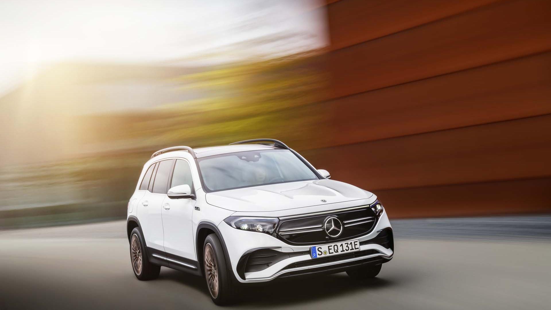 2022 Mercedes-Benz EQB