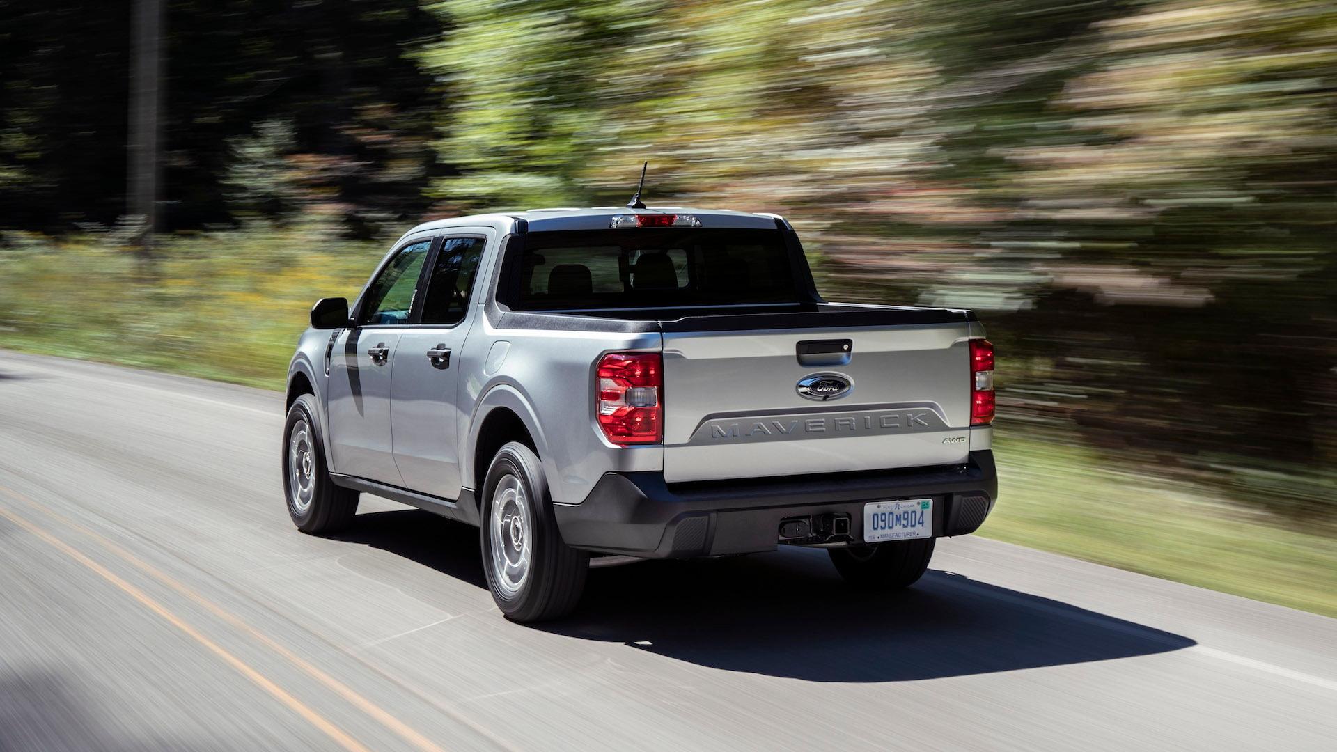 2022 Ford Maverick