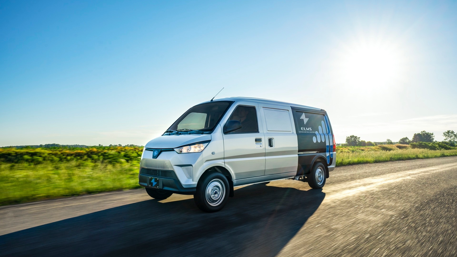 ELMS Urban Delivery electric van