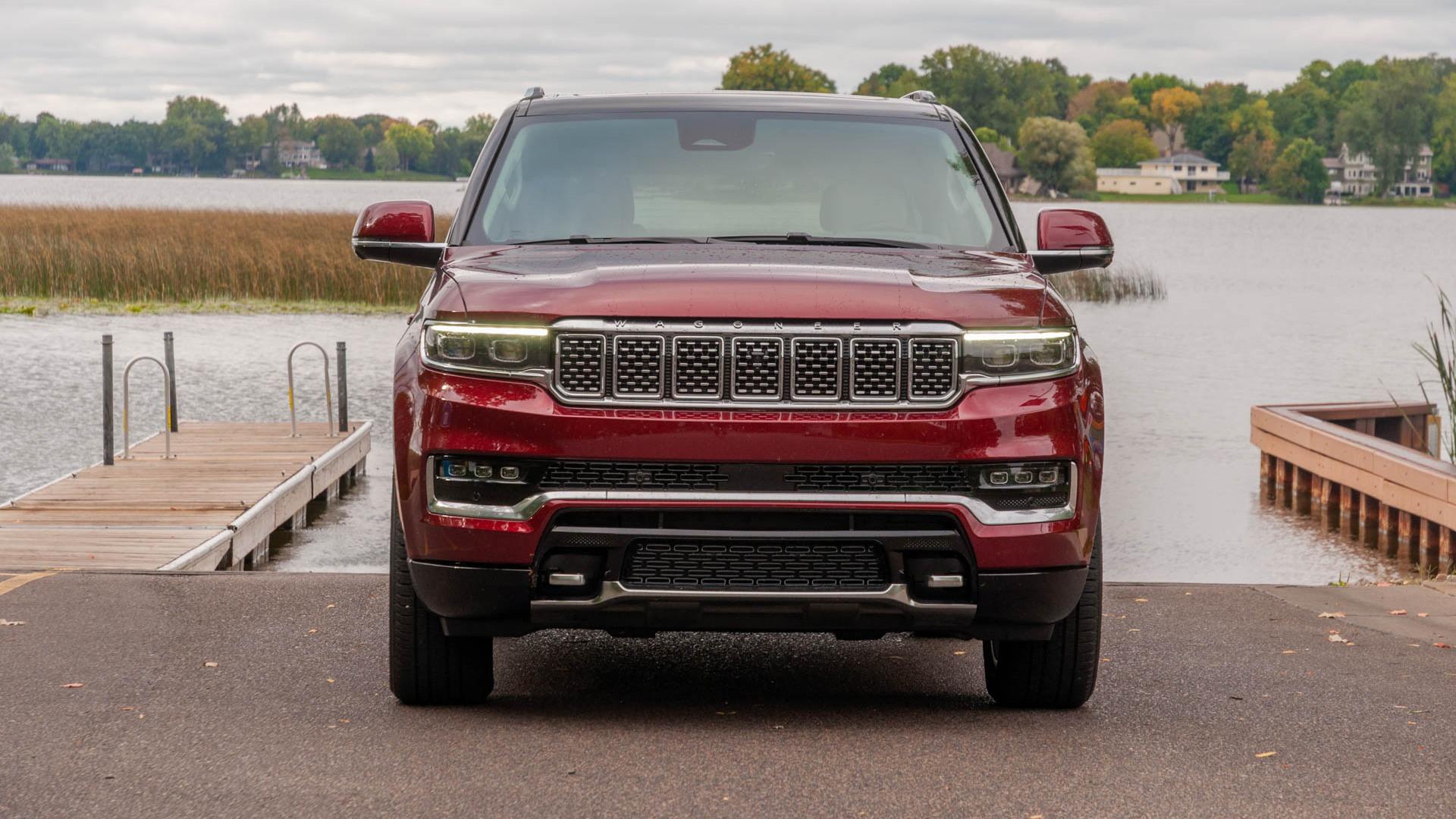 2022 Jeep Grand Wagoneer Series I 4x4