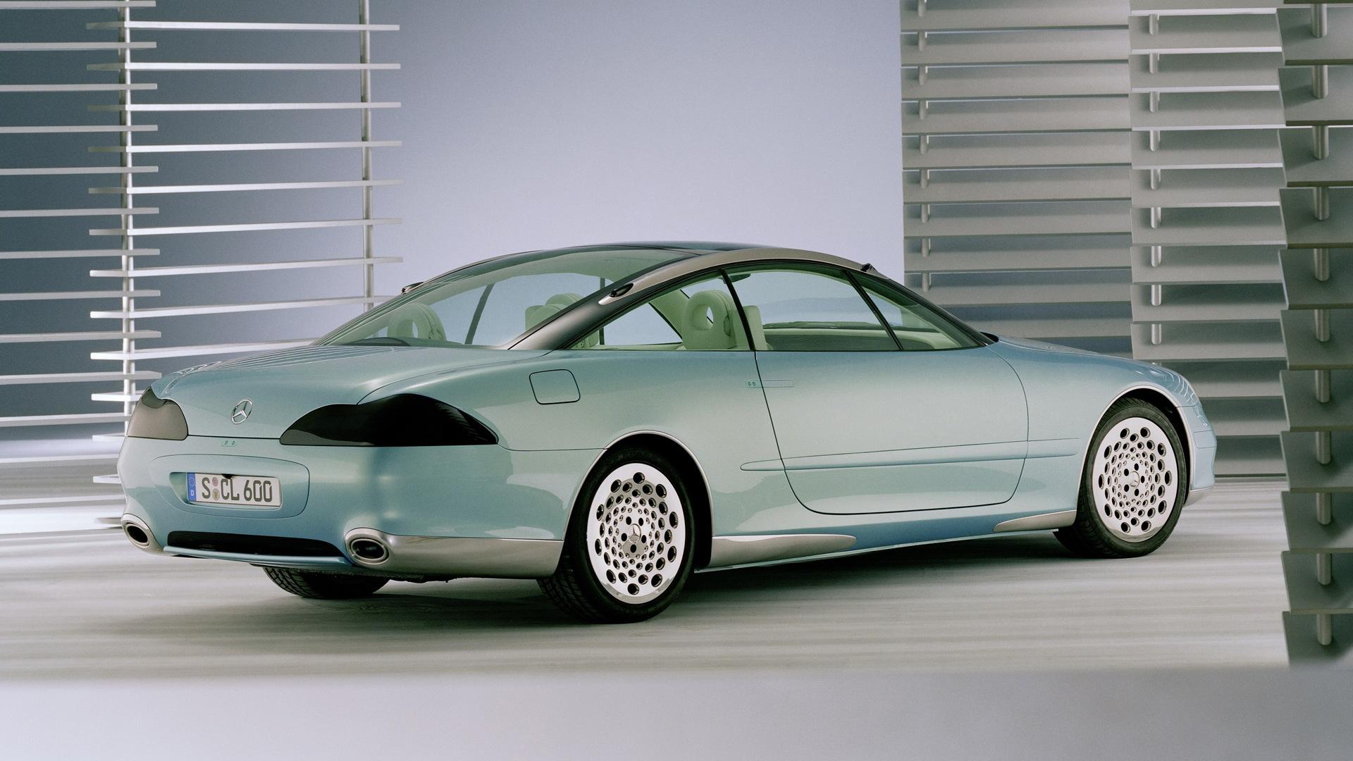 Mercedes-Benz F200 Imagination concept