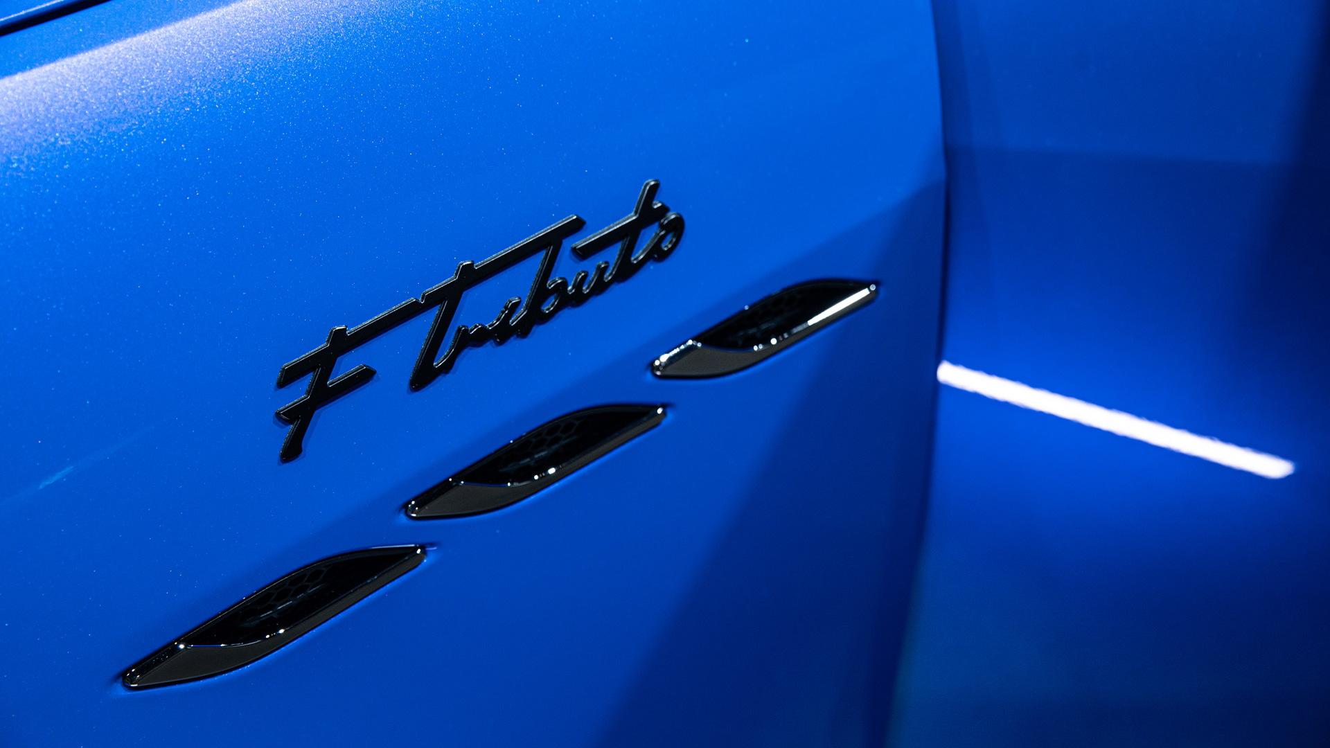 Maserati Ghibli F Tributo