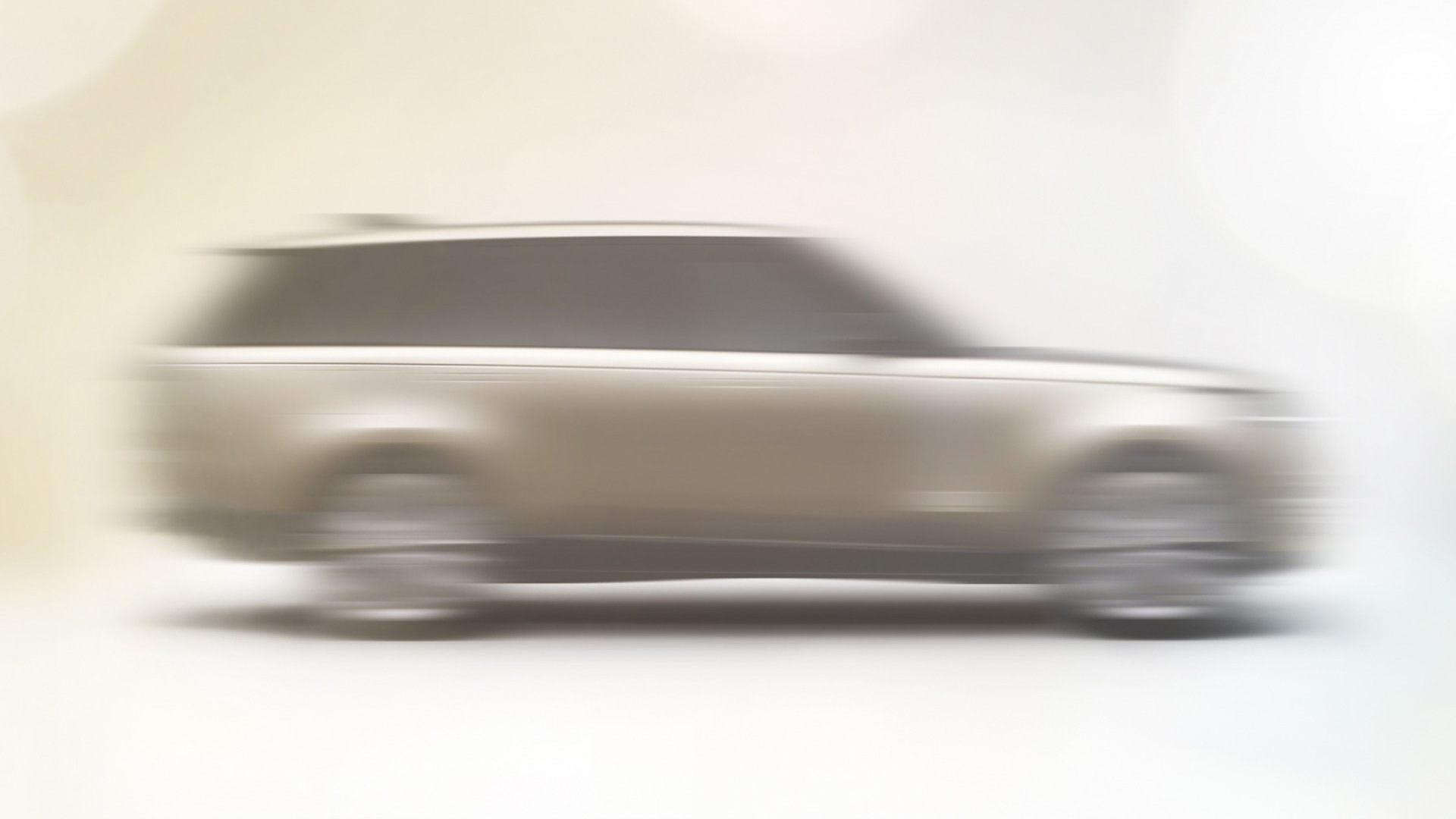 Teaser for 2023 Land Rover Range Rover debuting on October 26, 2021