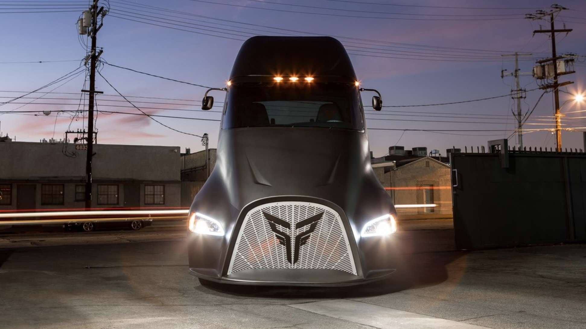 Thor Trucks ET-One