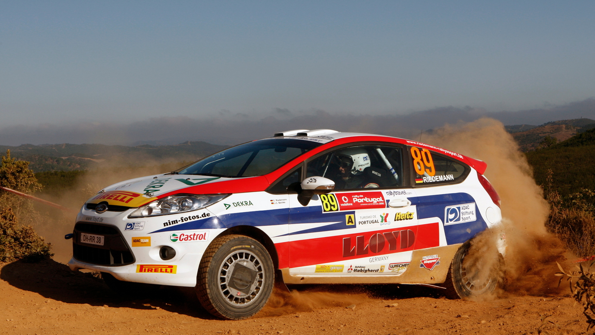 2011 Ford Fiesta R2 Rally Package
