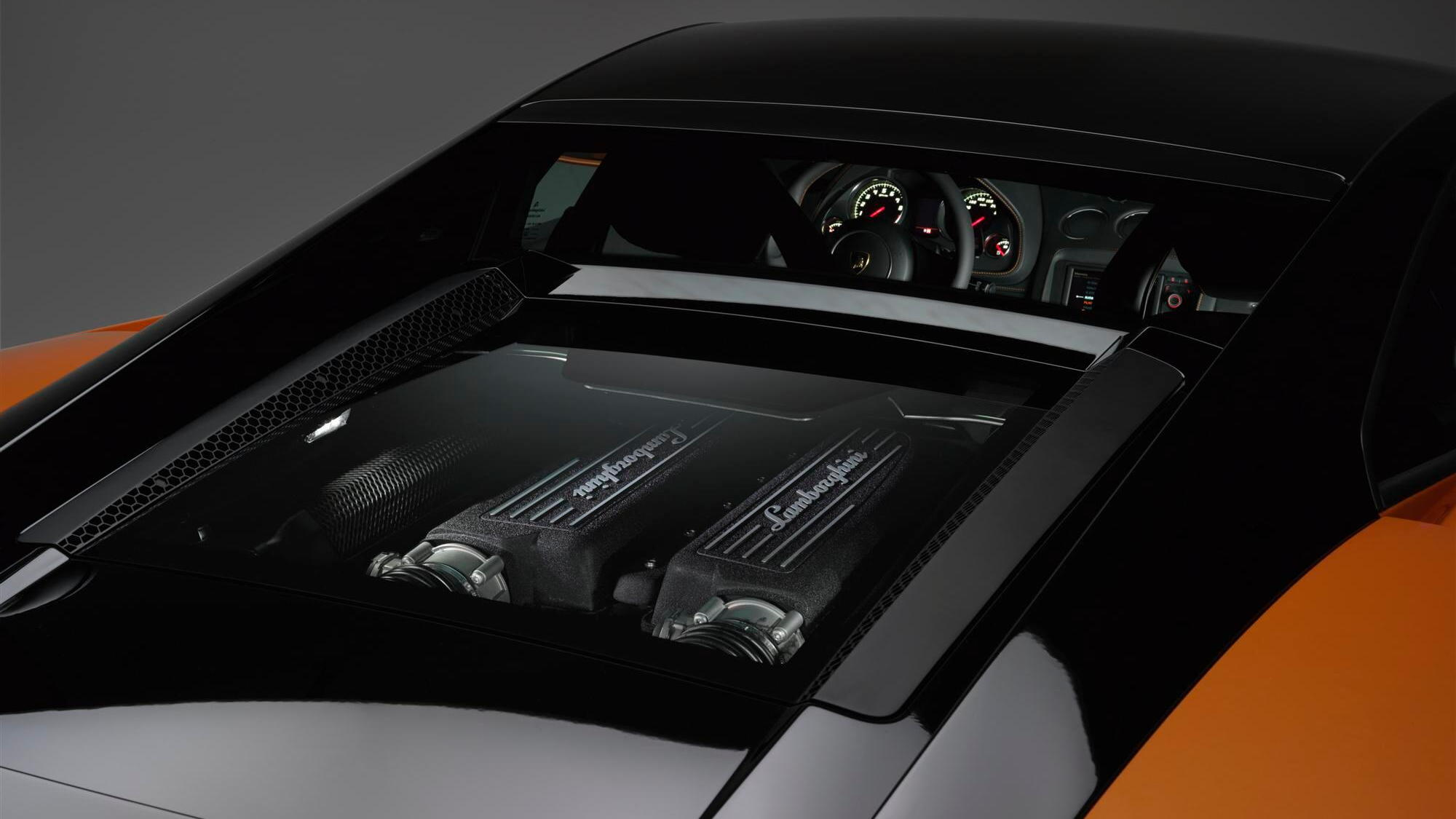 Lamborghini Gallardo LP560-4 Bicolore