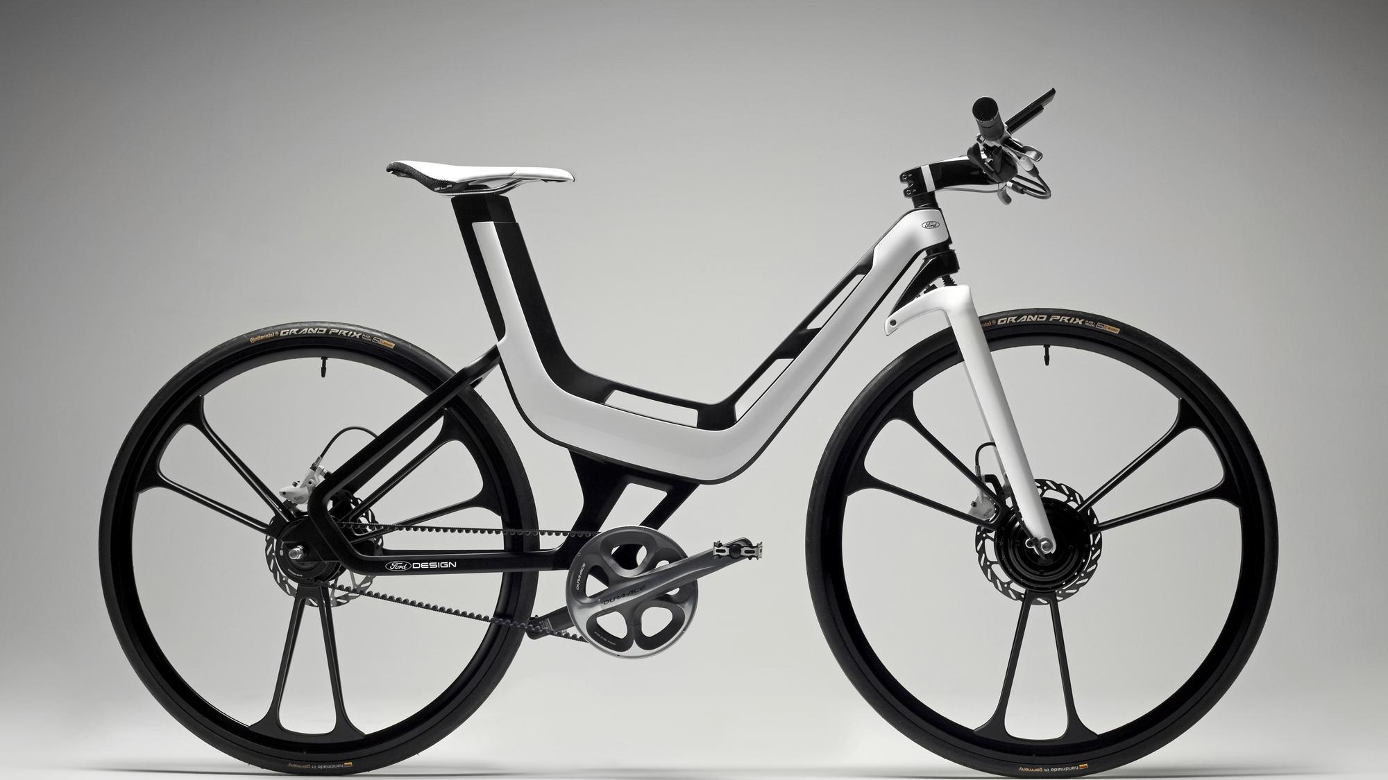 Ford E-Bike Concept, 2011 Frankfurt Auto Show