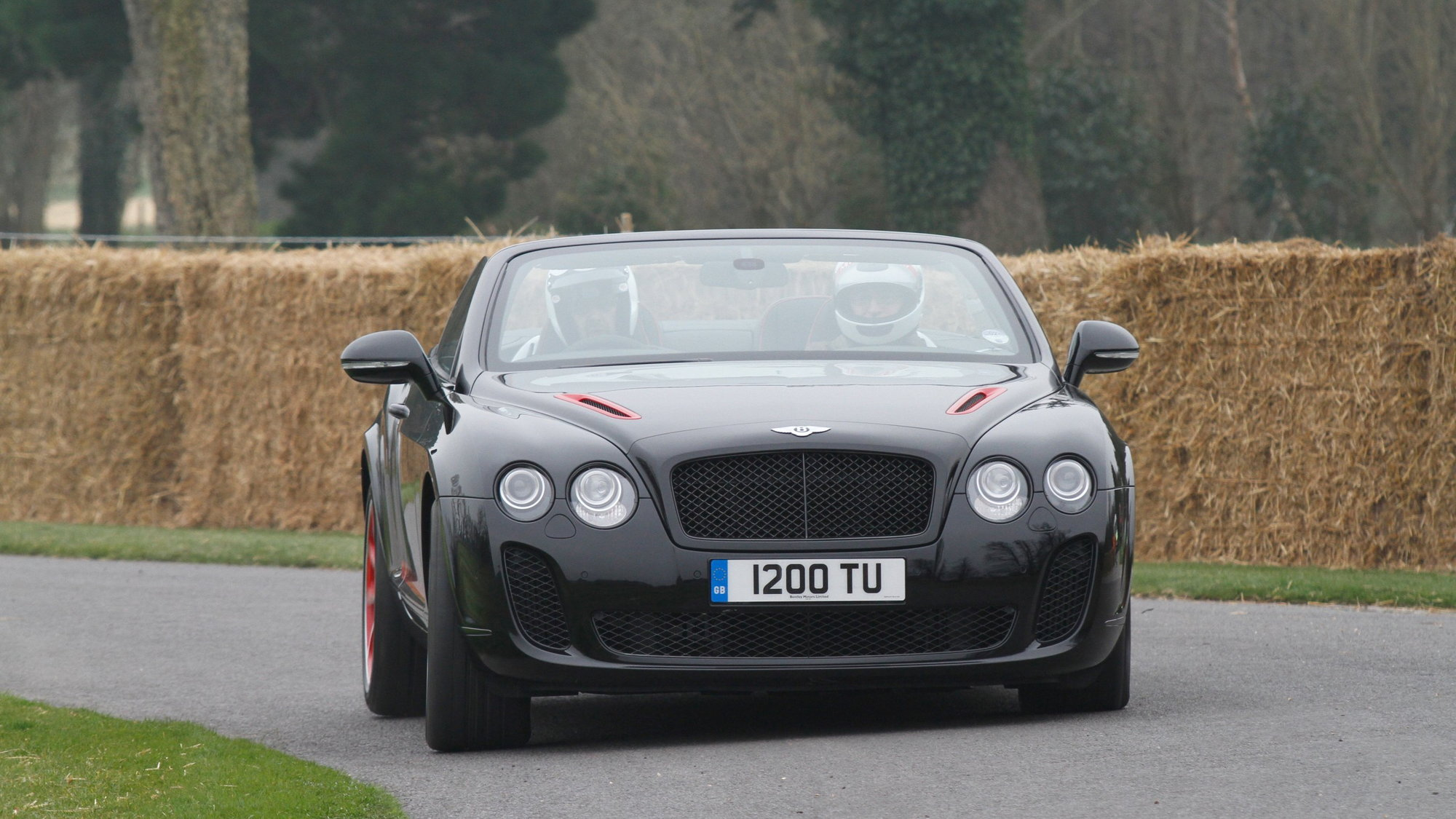 Bentley at Goodwood March 2012