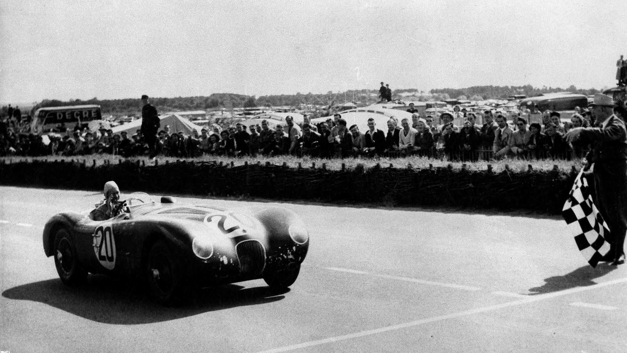 Jaguar launches Heritage Racing program