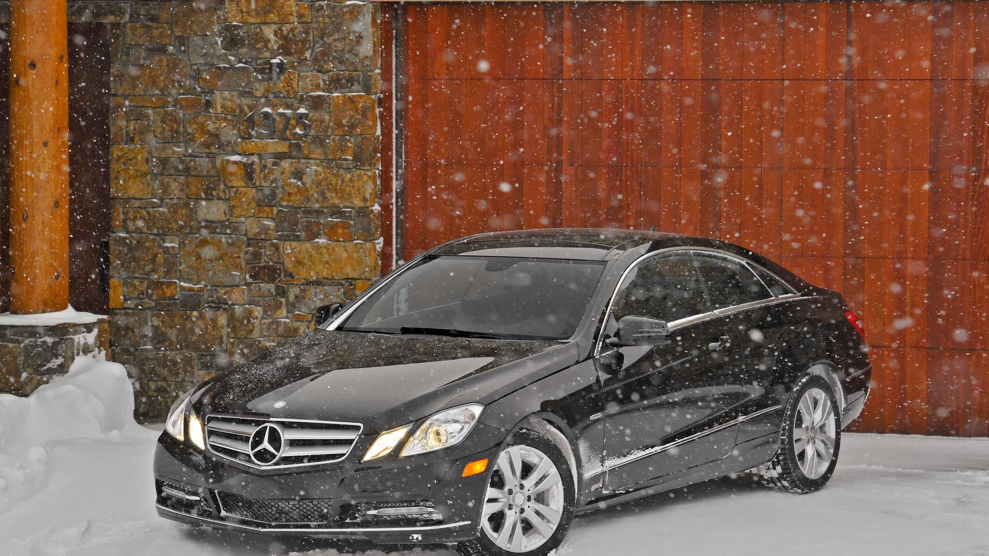 2012 Mercedes-Benz E350 4Matic Coupe