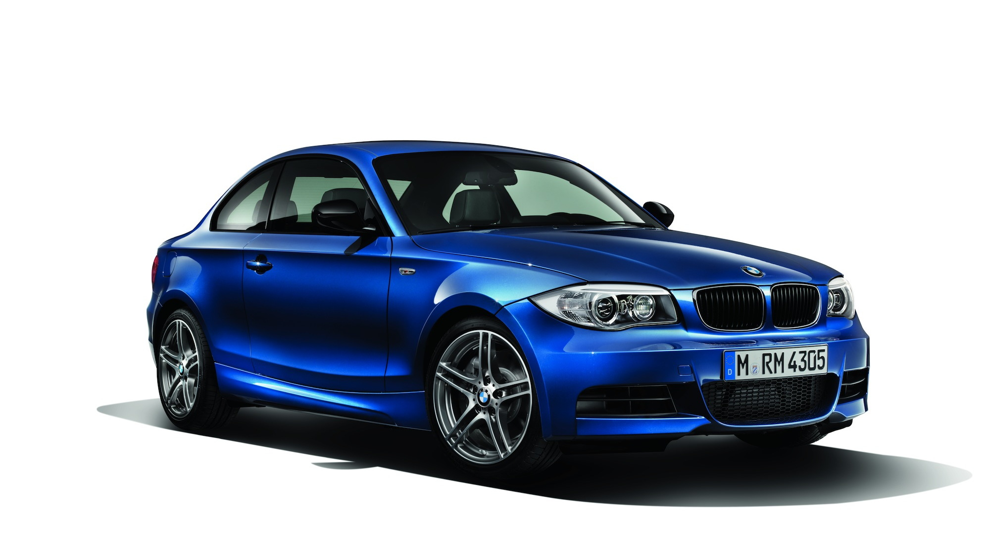 2013 BMW 135is