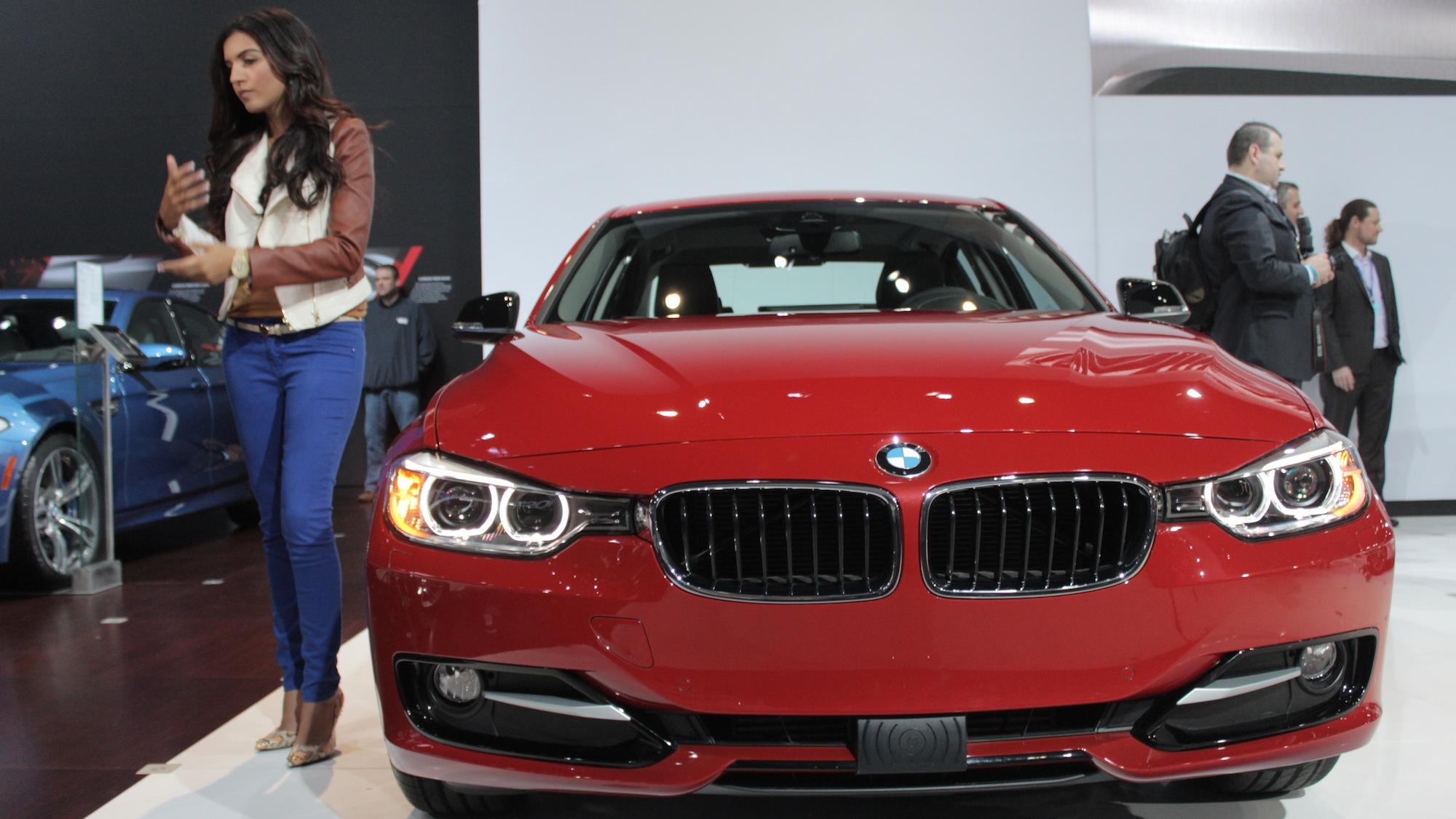 2014 BMW 328d, 2013 New York Auto Show