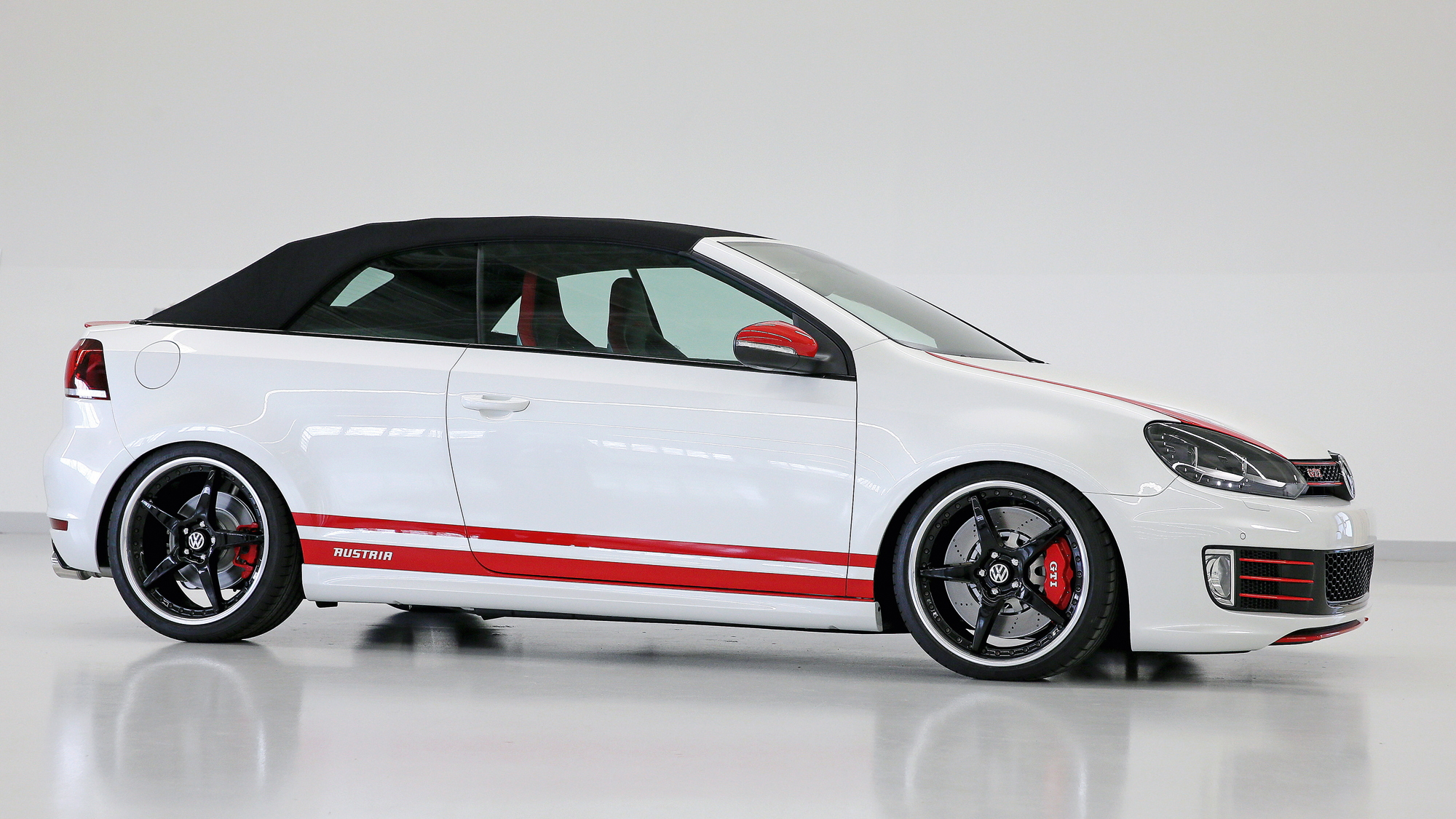 Apprentice-Built Wörthersee VW Golf GTI Cabrio