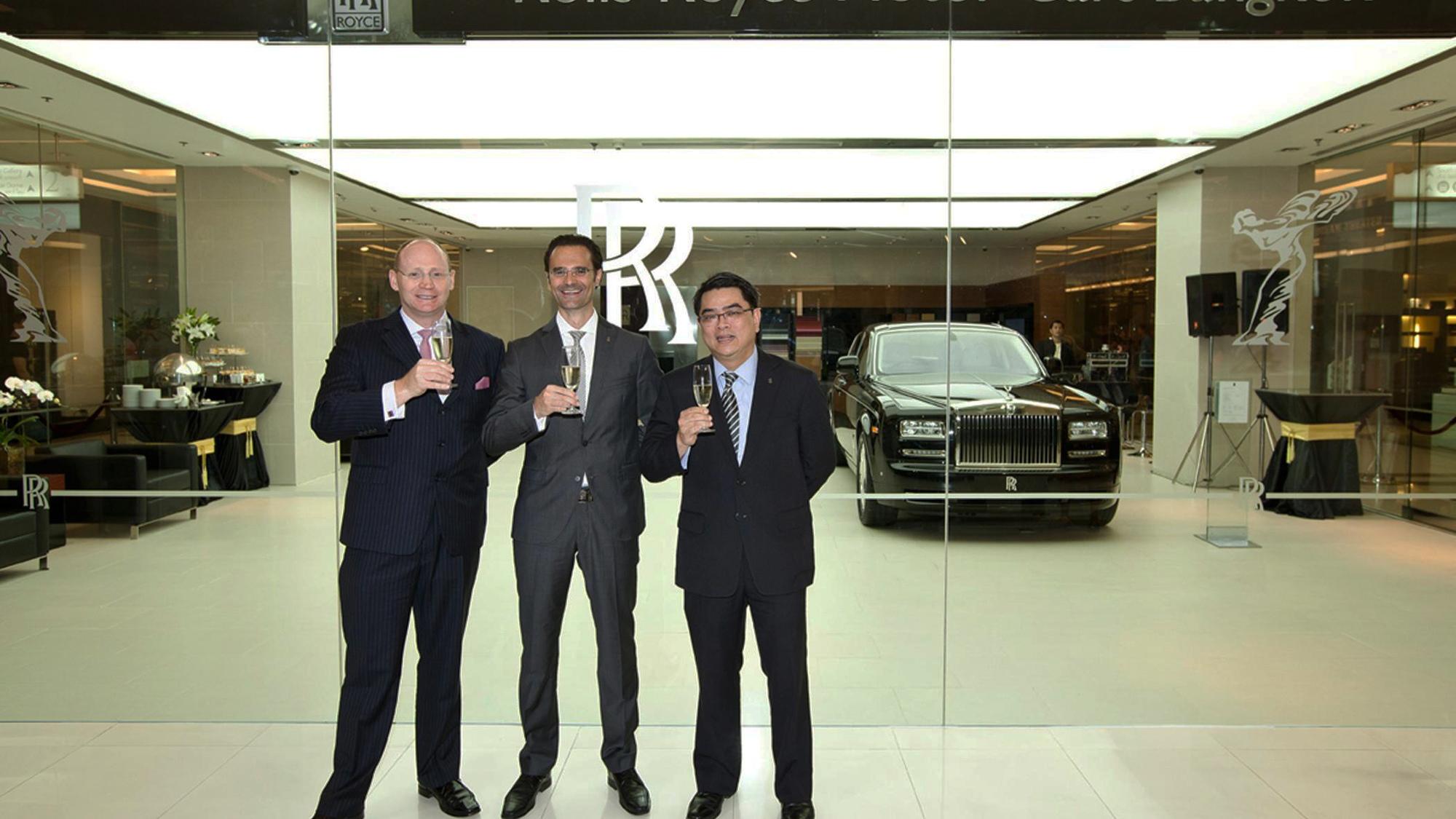 Rolls-Royce Bangkok Boutique