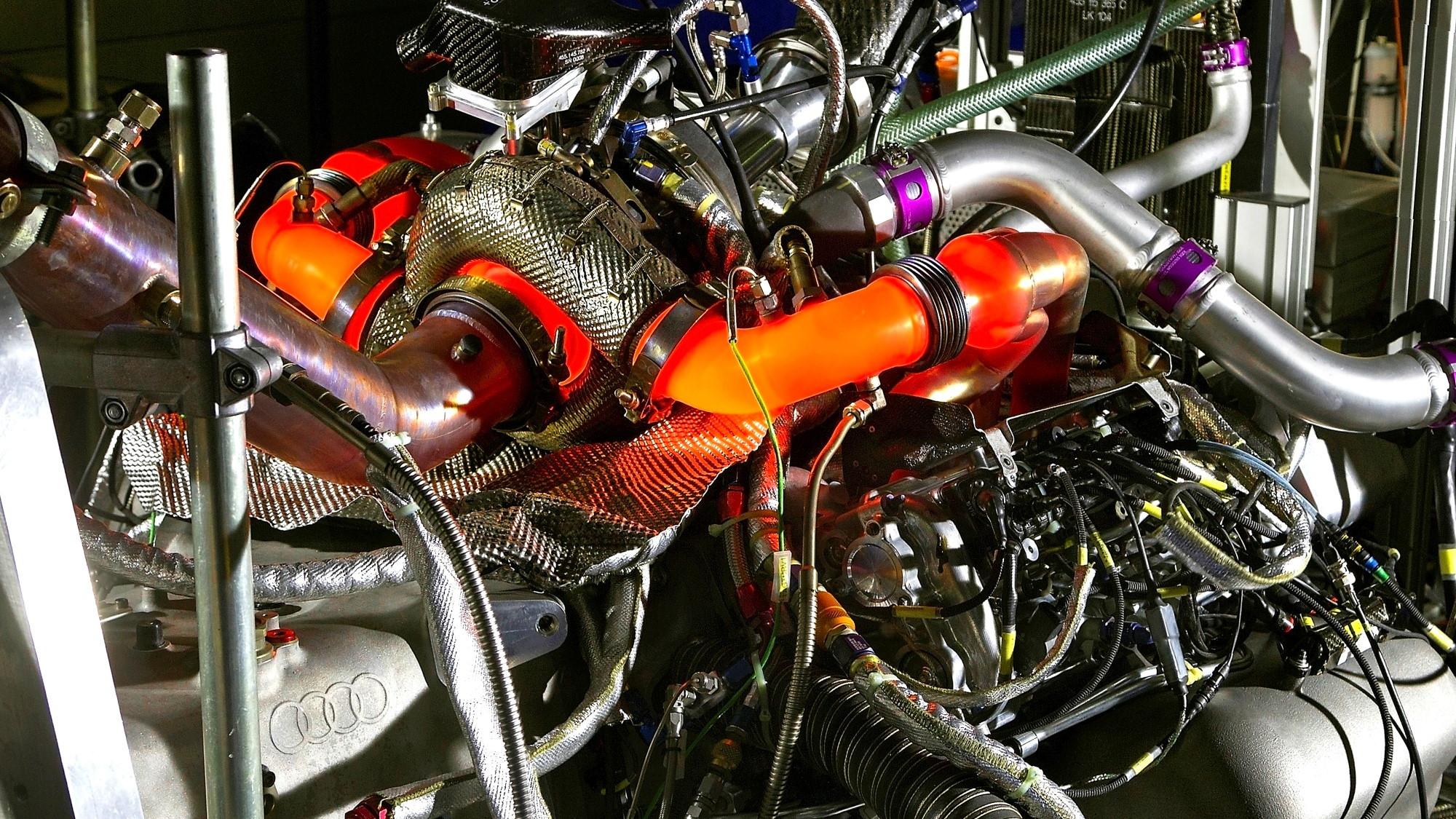 Audi racing yields production car technogloy benefits