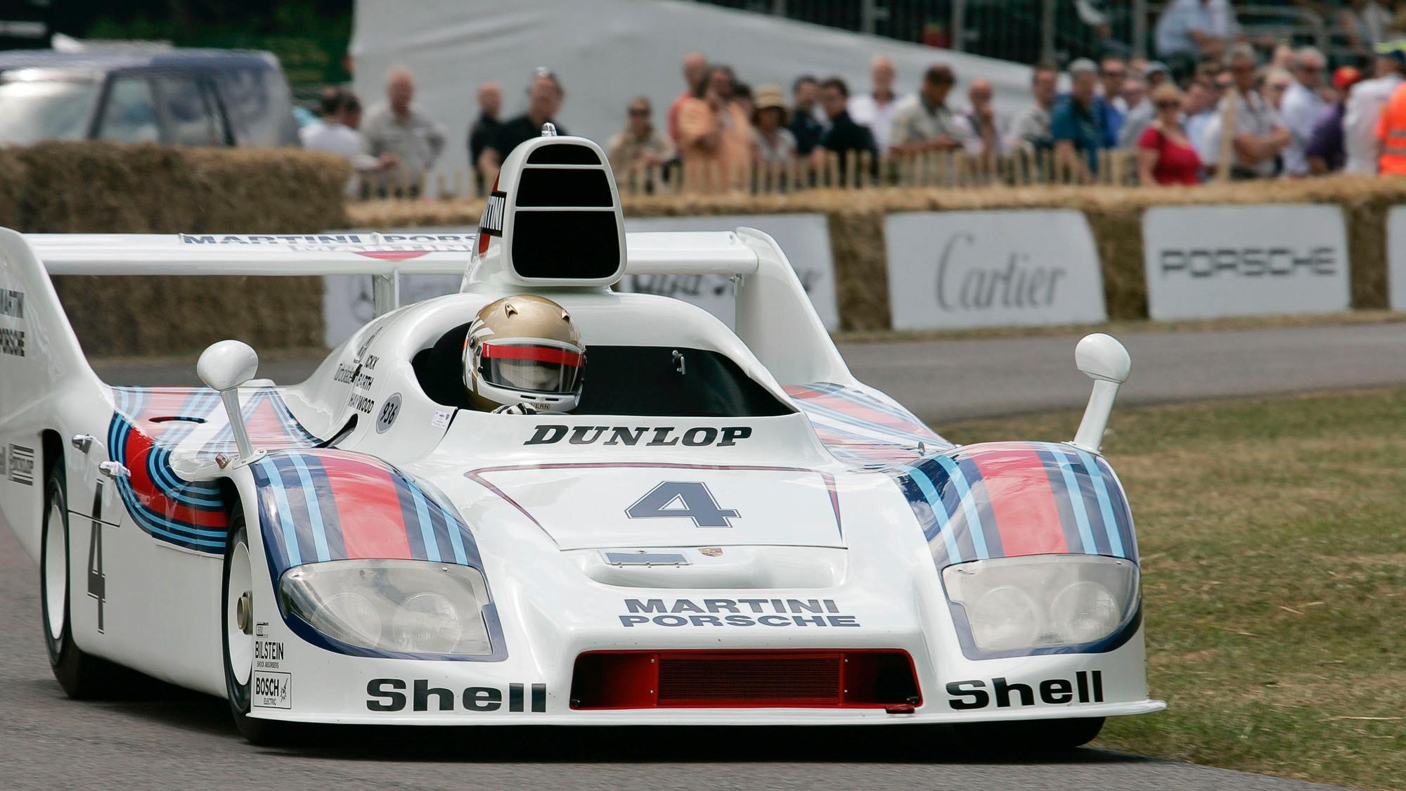 45 Years of Martini Racing History