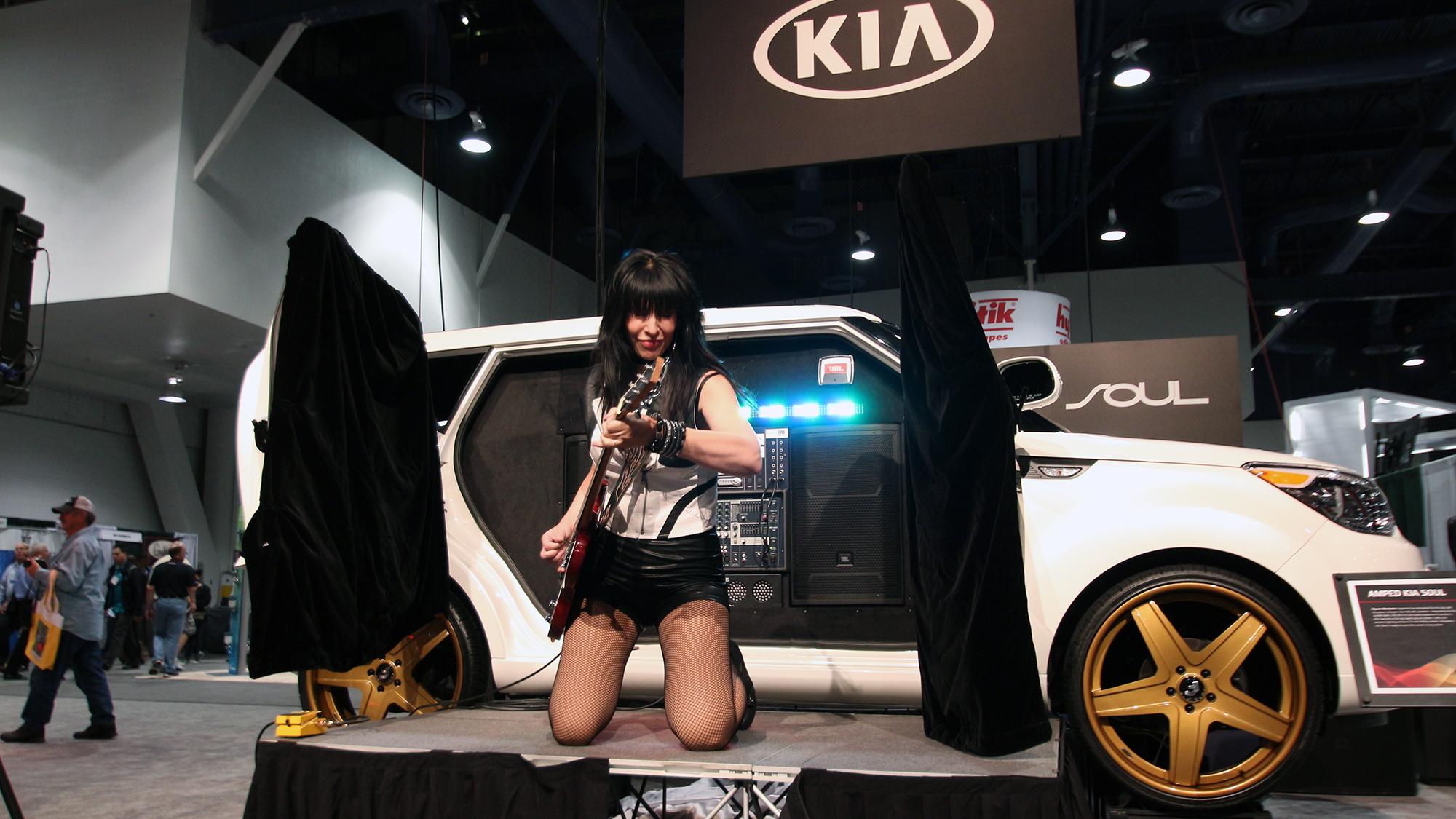 Kia Soul at SEMA 2013