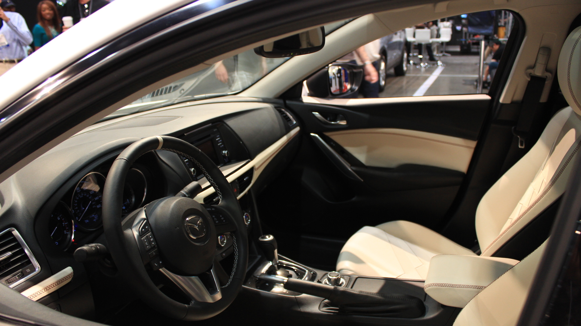 Mazda Ceramic 6 Concept, 2013 SEMA Show