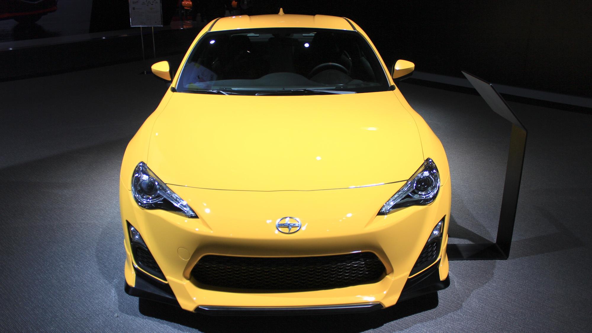 2014 Scion FR-S Release Series 1.0, 2014 New York Auto Show