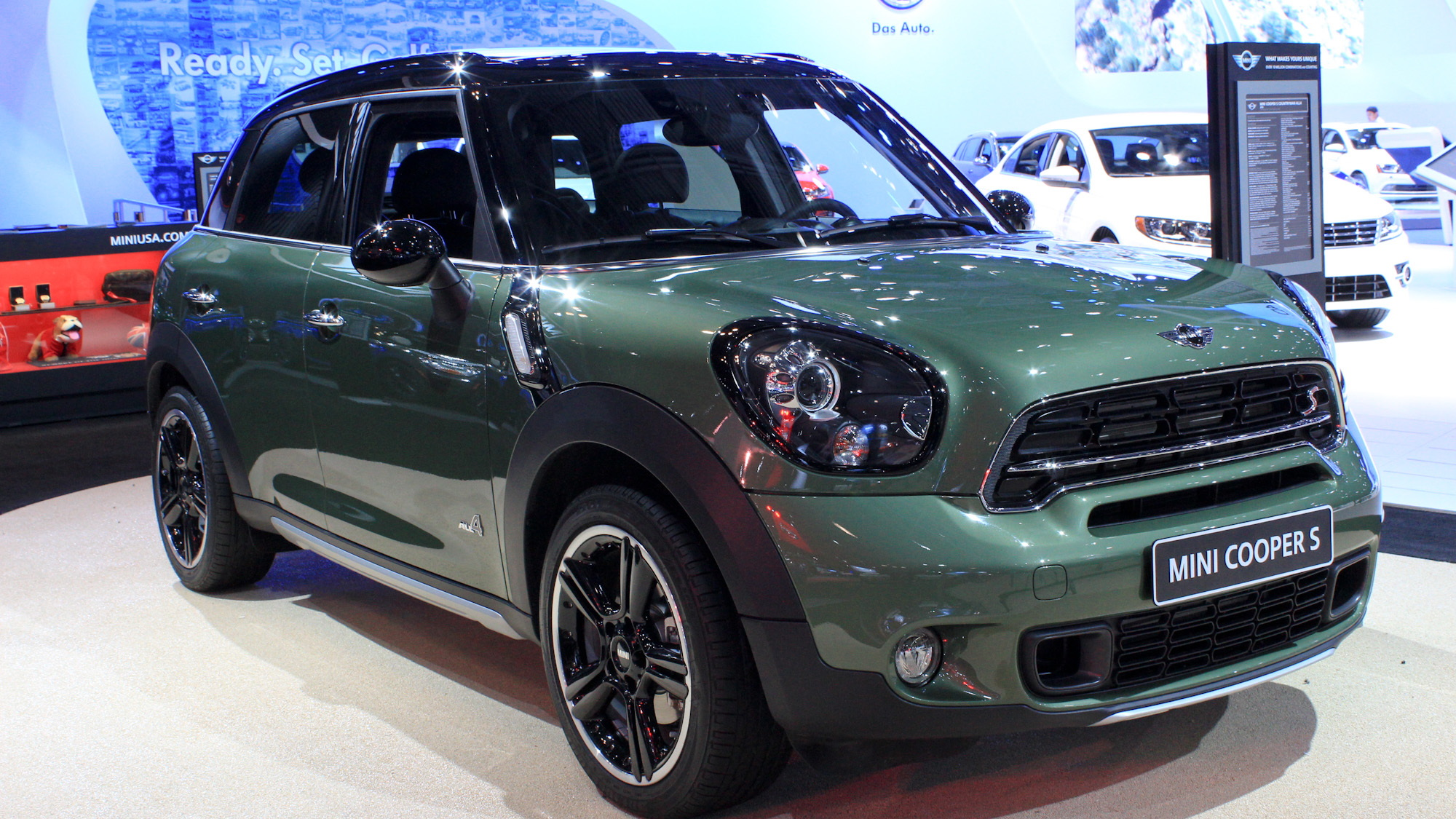 2015 MINI Countryman,2014纽约车展