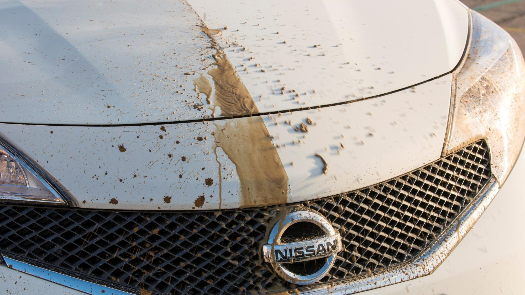 "Nissan Versa Note ""self-cleaning"" prototype"