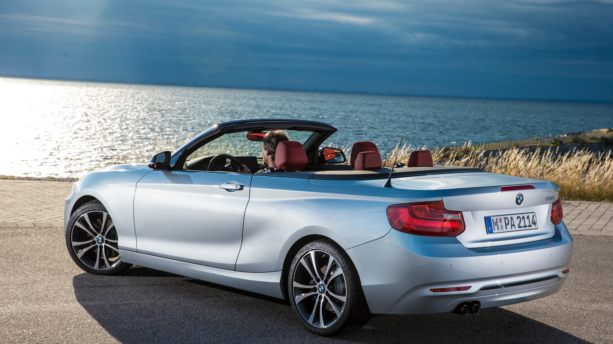 bmw 2 series cabriolet brochure