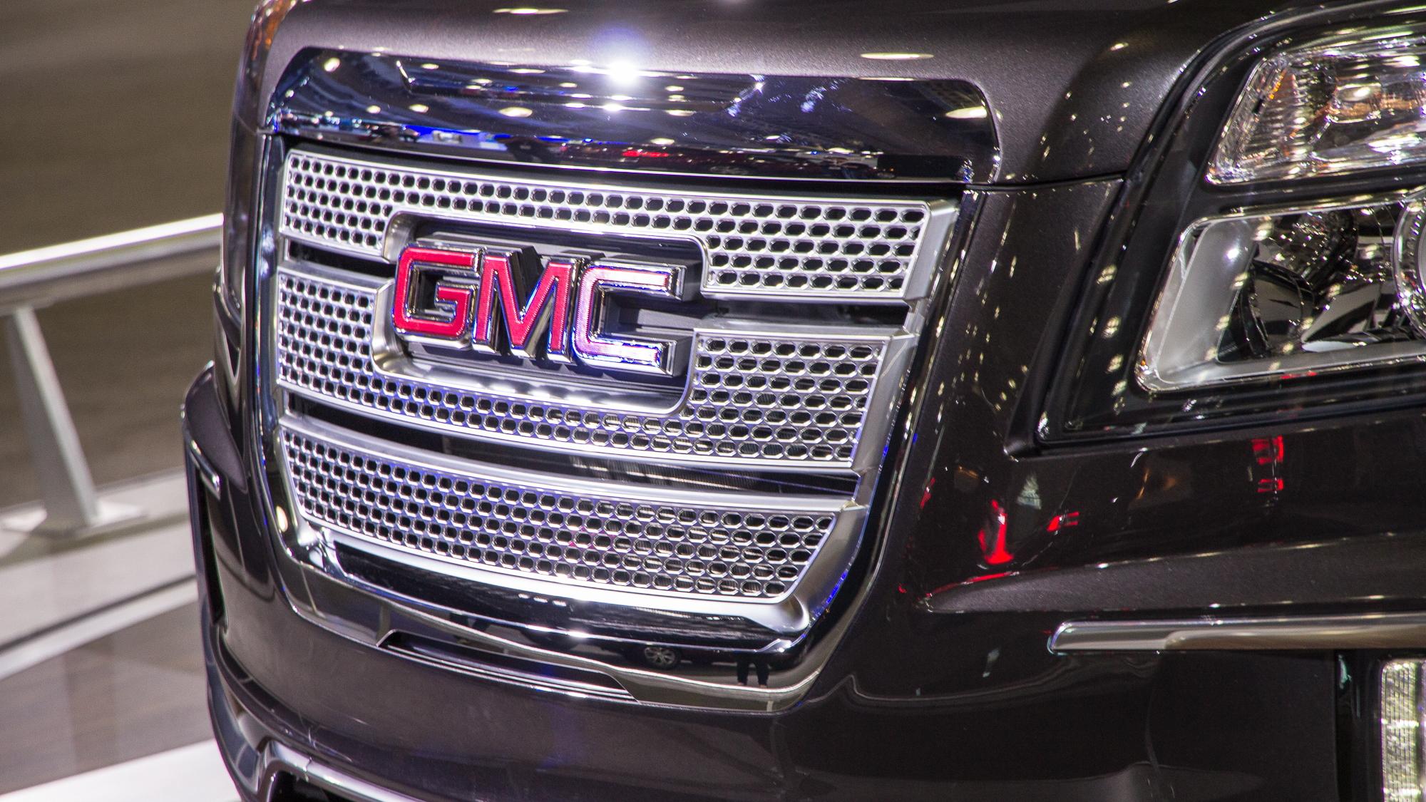 2016 GMC Terrain Denali, 2015 New York Auto Show