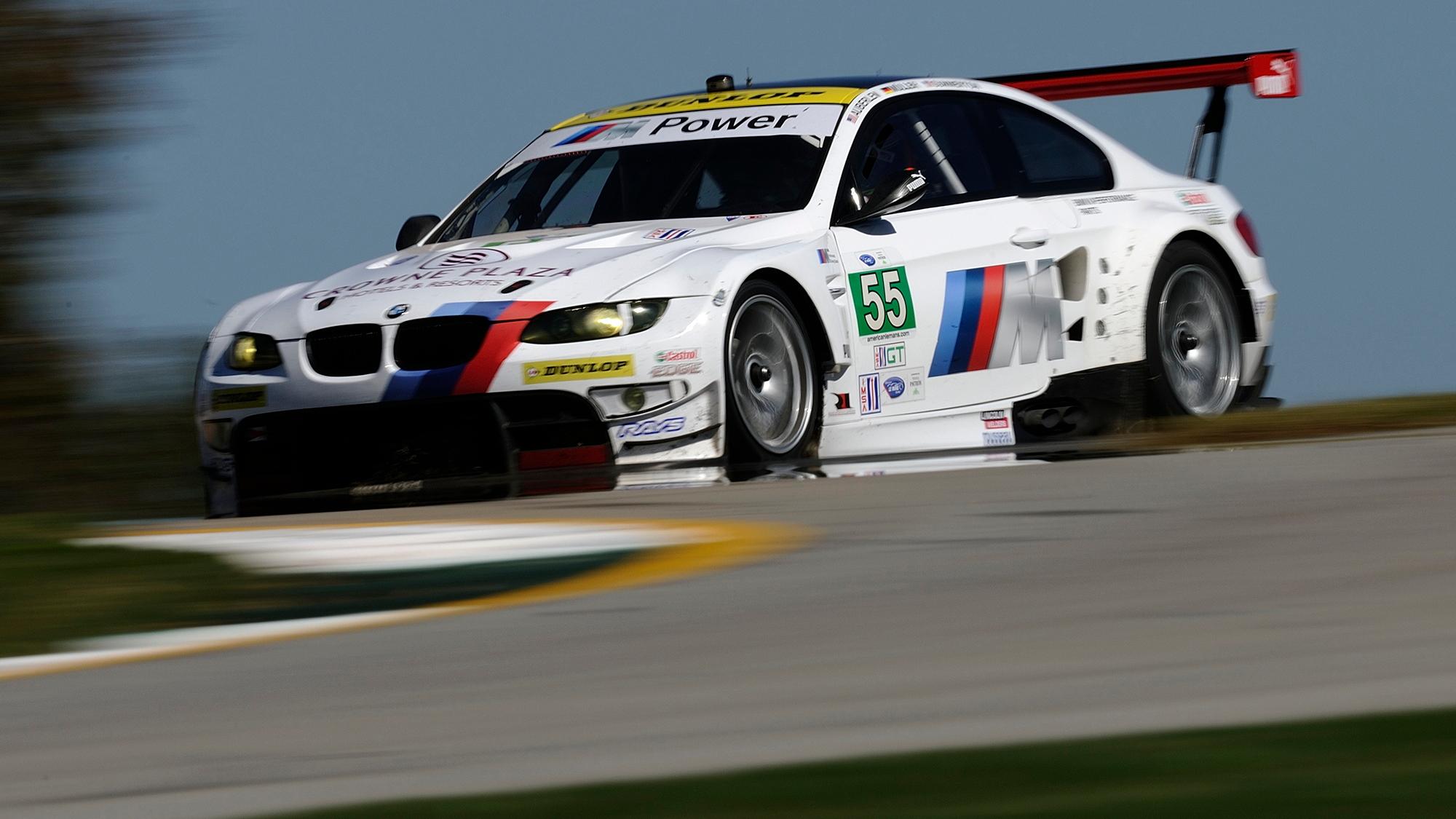 2011 BMW E92 M3 GT