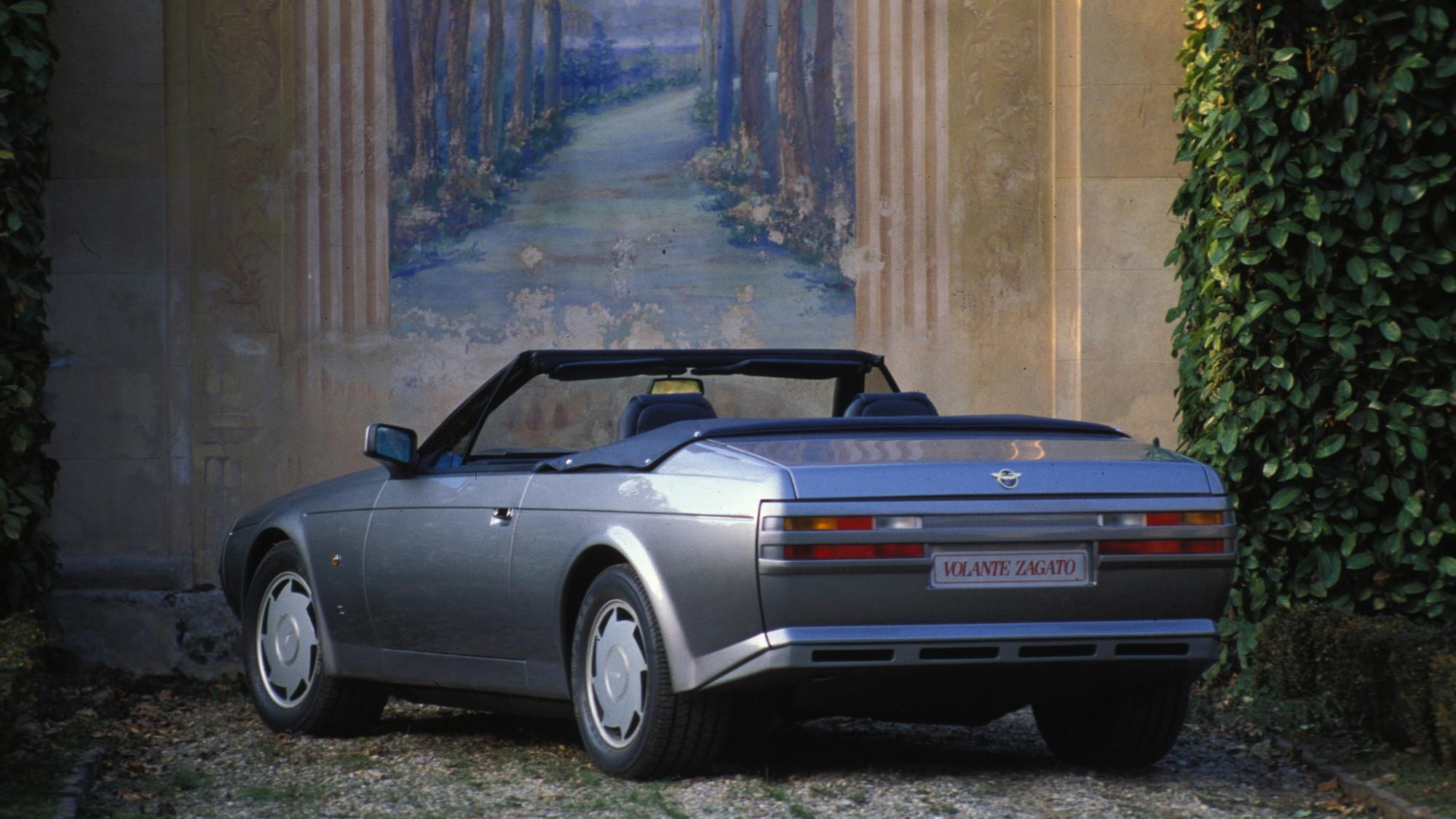 1987 Aston Martin V8 Volante Zagato