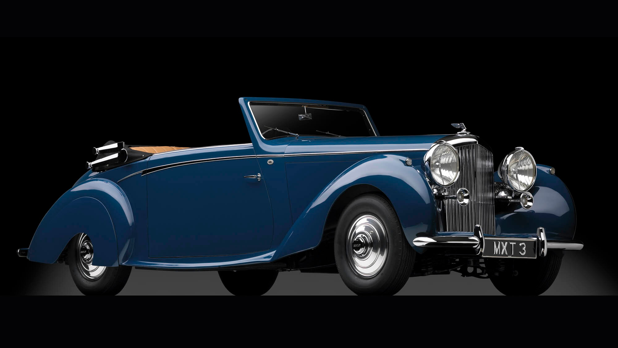 1939 Bentley Mark V Three-Position DHC Coachwork by Saoutchik