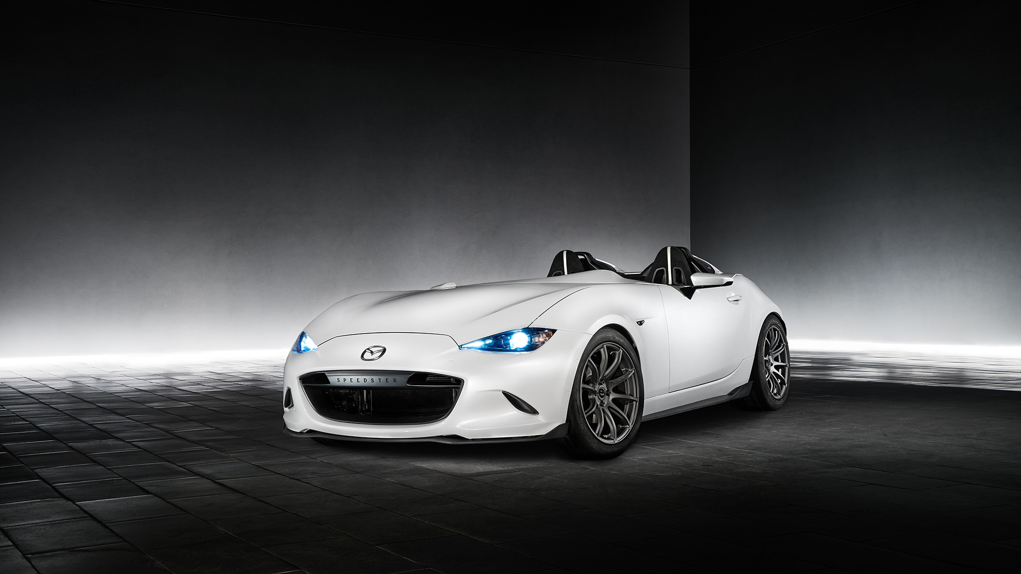 Mazda MX-5 Speedster Evolution concept, 2016 SEMA show