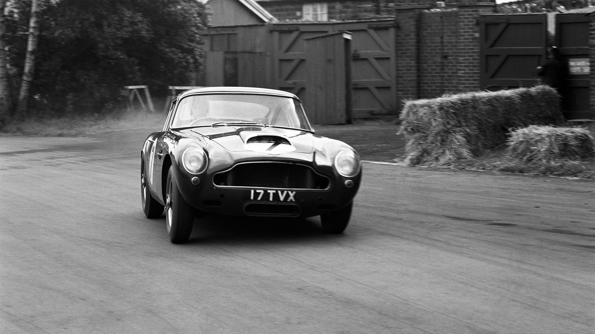 Aston Martin celebrates 70 years of DB