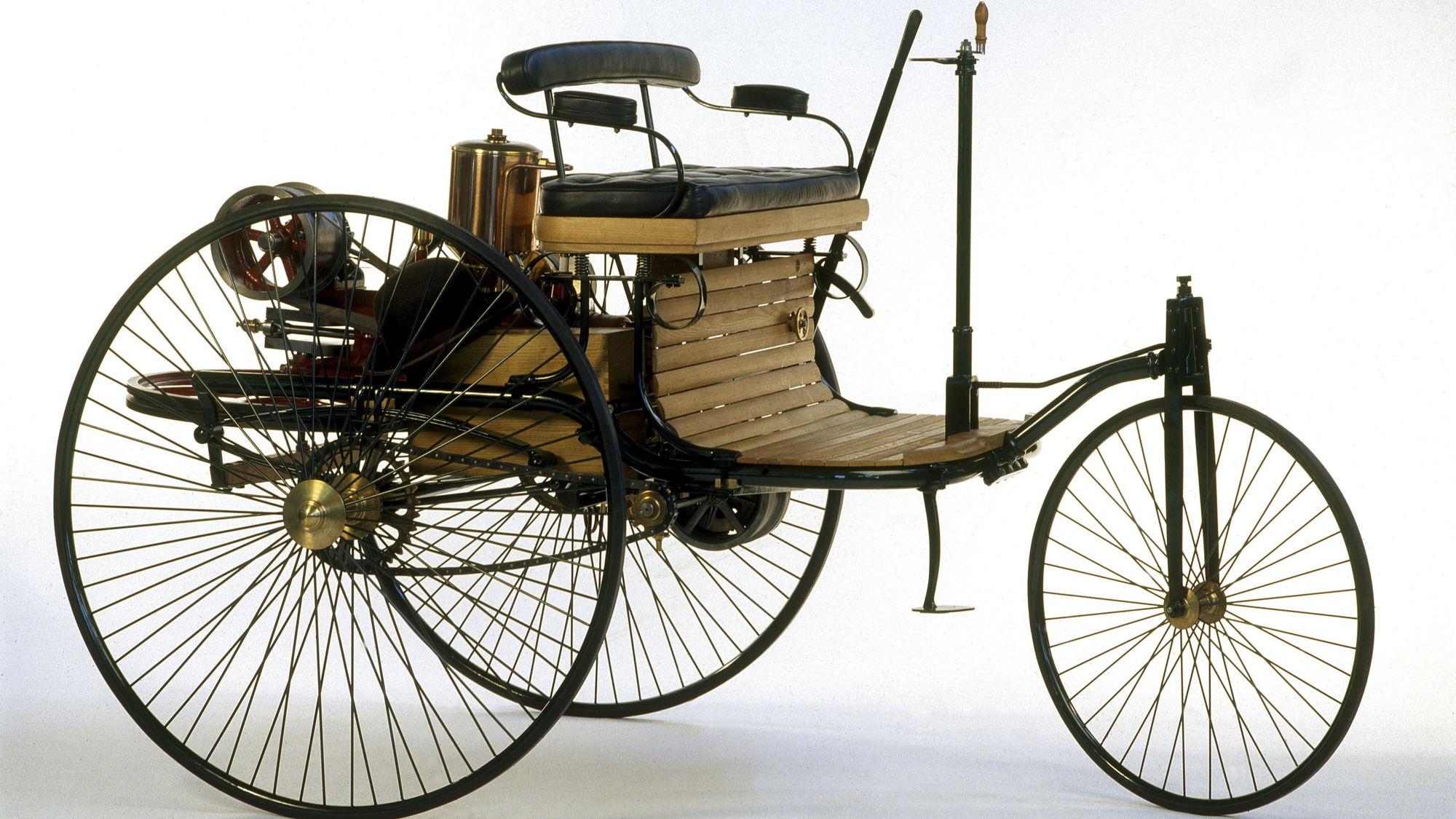 Benz Patent Motorwagen replica