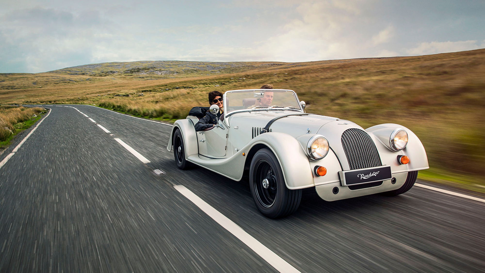 Morgan Motor Company celebrates its 110th anniversary