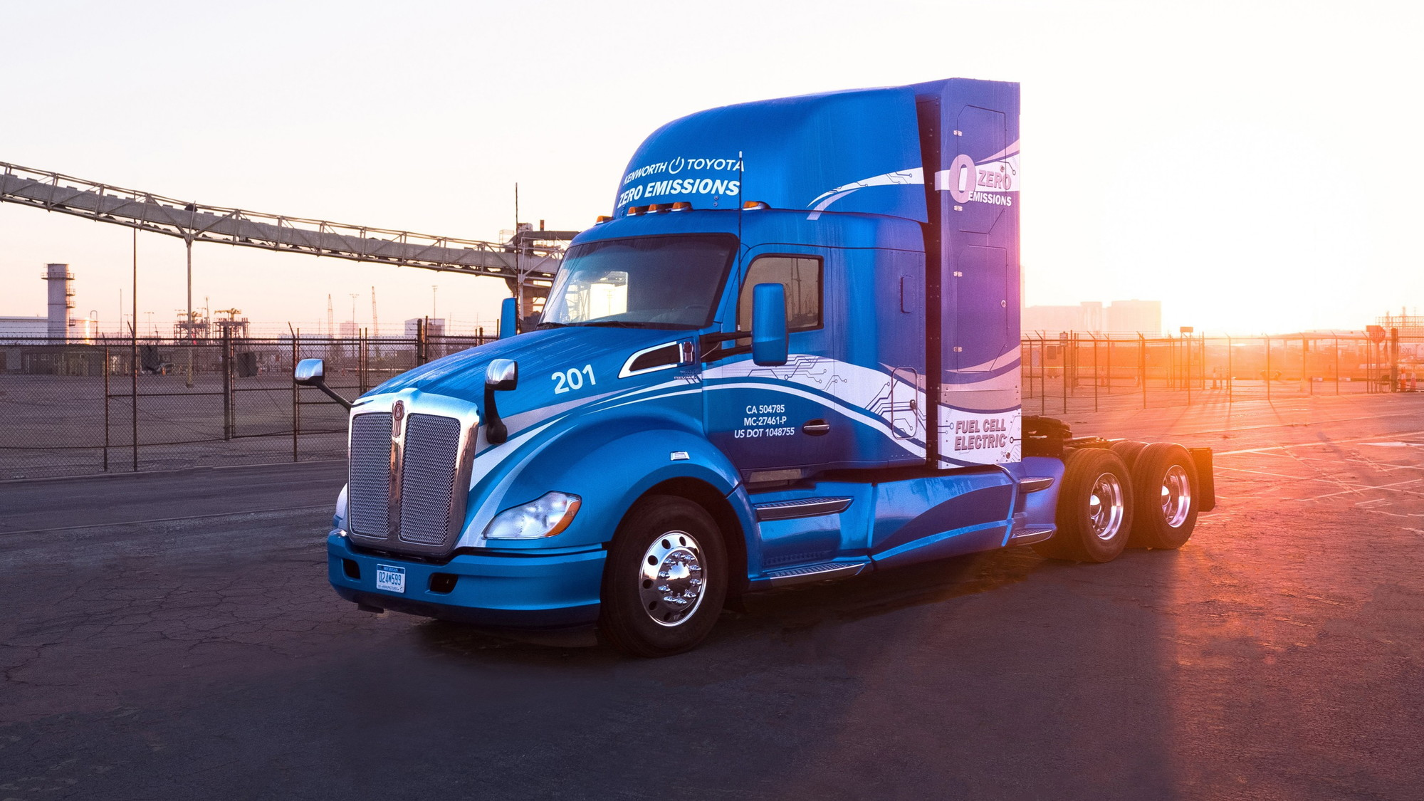 2019 Project Portal Truck--Kenworth/PACCAR