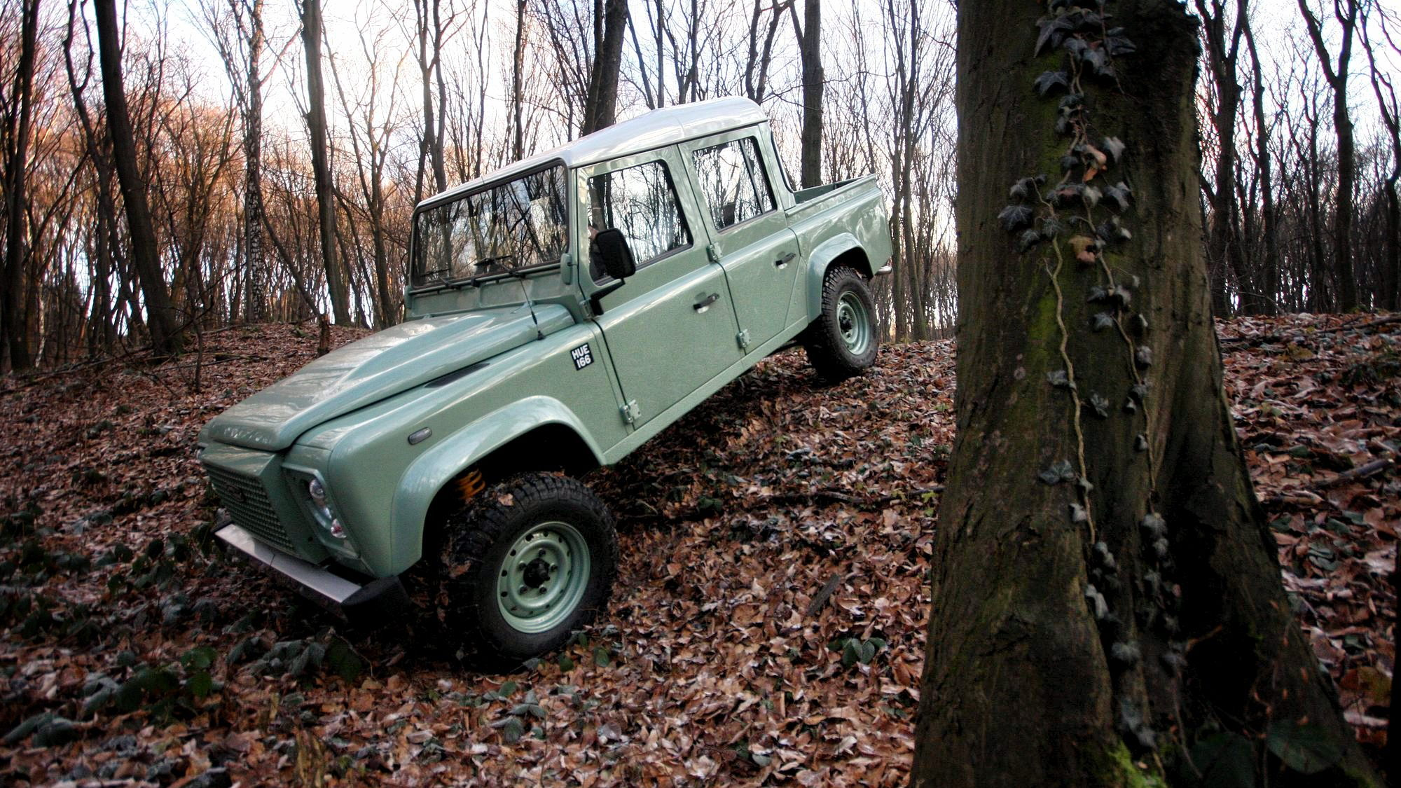 Land Serwis 'new' Land Rover Defender