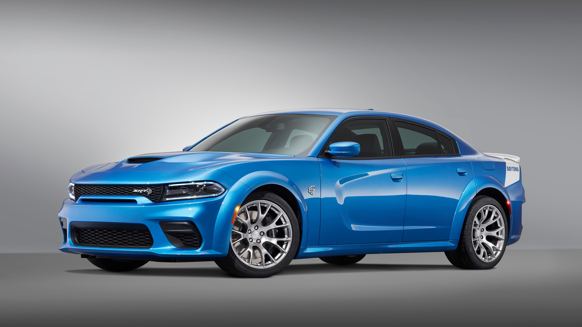 Dodge Charger Hellcat Daytona toasts 50 years of Mopar muscle