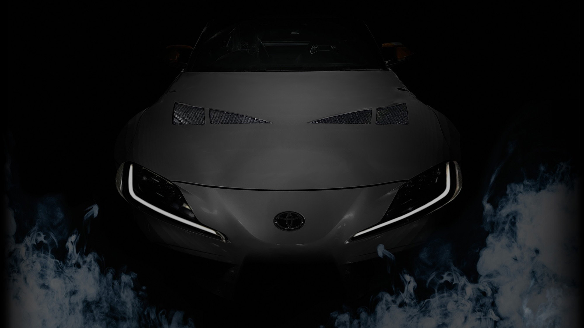 Toyota Supra 3000GT Concept