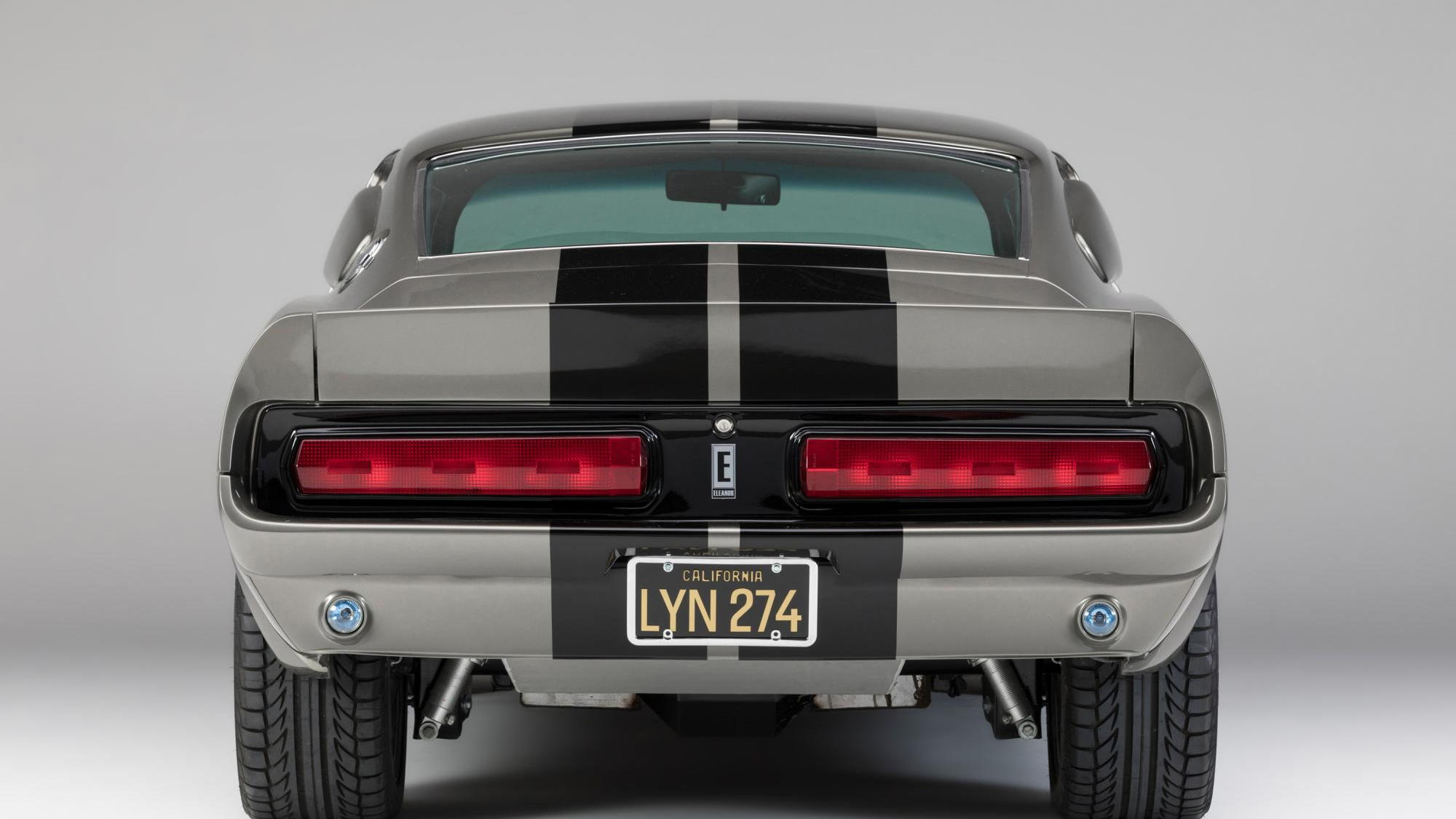 "Brand New Muscle Car Shelby GT500 ""Eleanor"" replica"