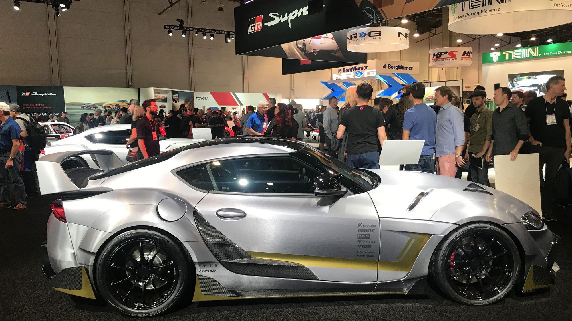 GR Supra 3000GT Concept - SEMA 2019
