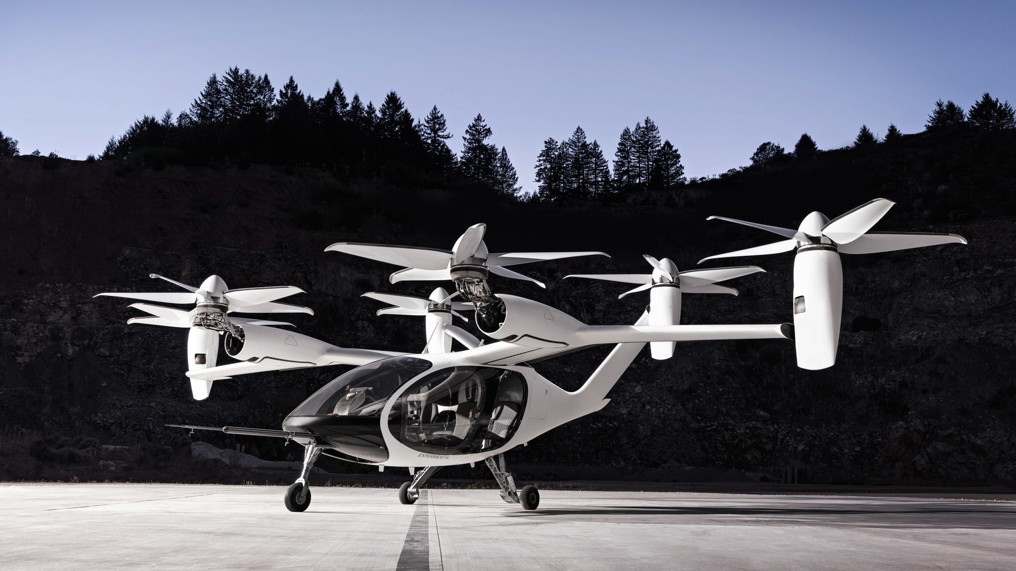 Joby Aviation eVTOL